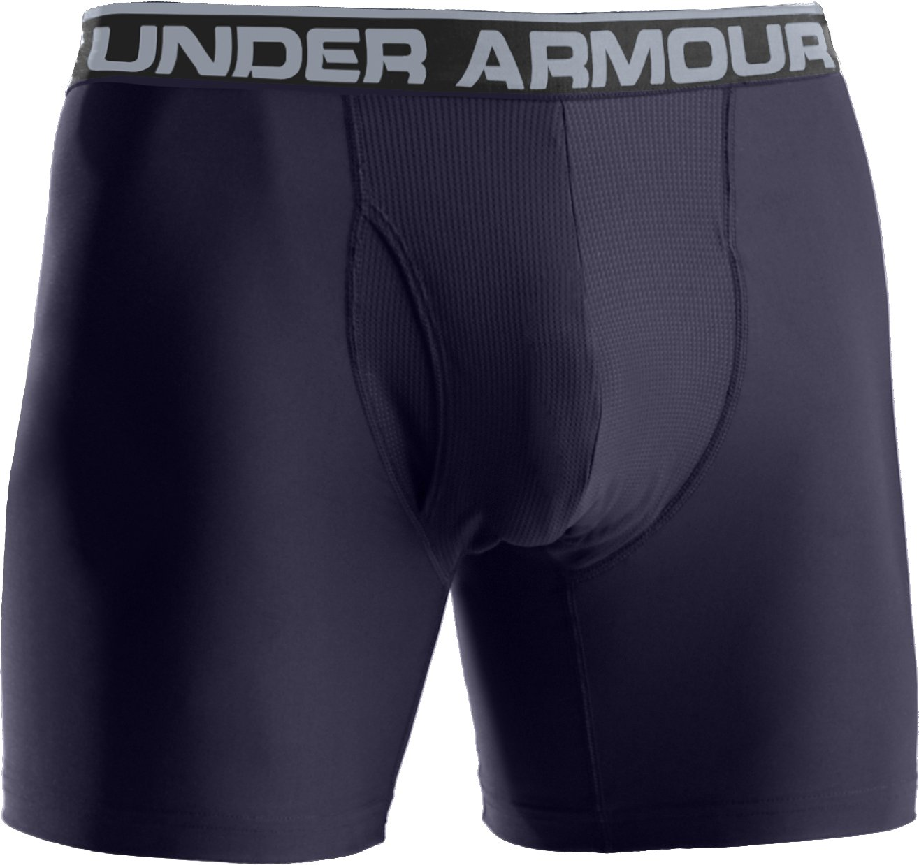 "Men's UA Original Series 6"" Boxerjock®, Midnight Navy"