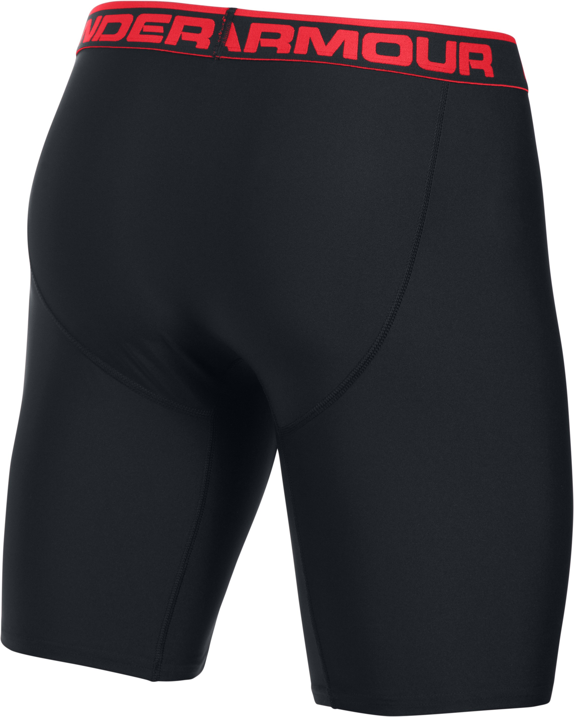 "Men's UA Original Series 9"" Boxerjock®, Black"