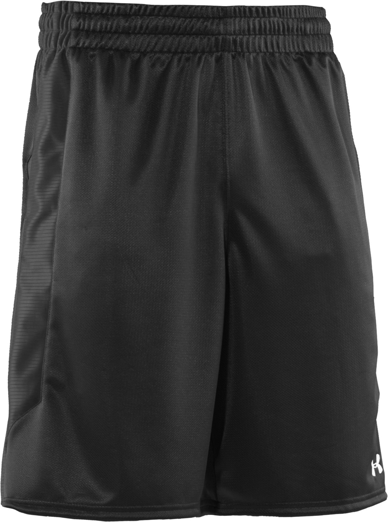 "Men's UA Never Lose 10"" Basketball Shorts, Black ,"