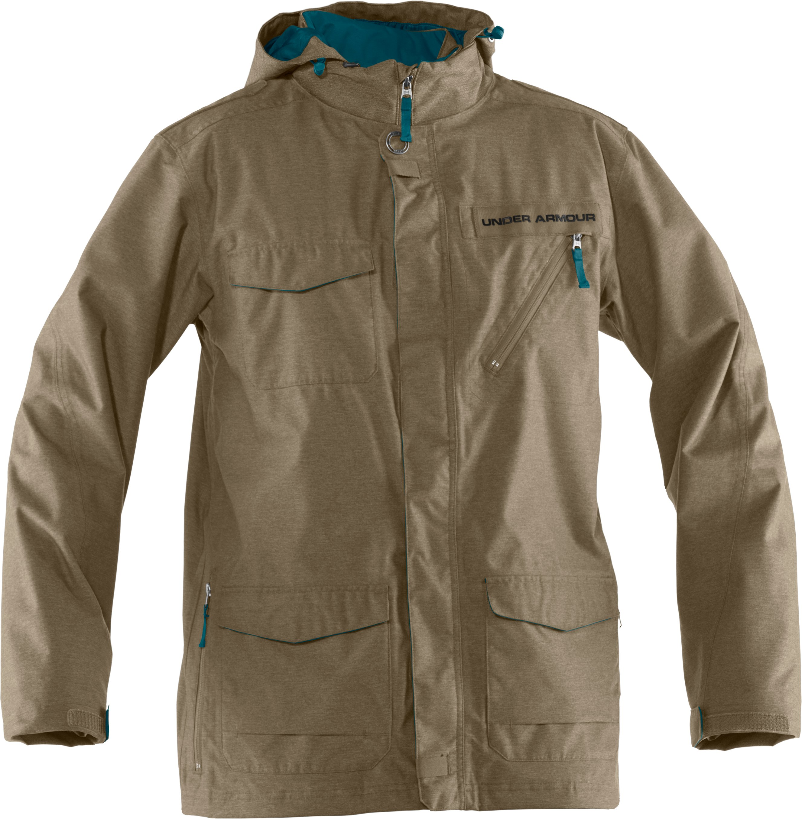 Men's UA Jackal Jacket, Barley,