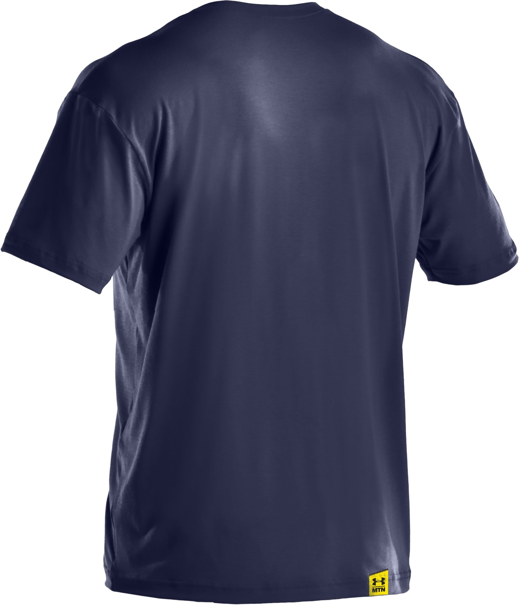 Men's UA Repeater T-Shirt, Shadow, undefined