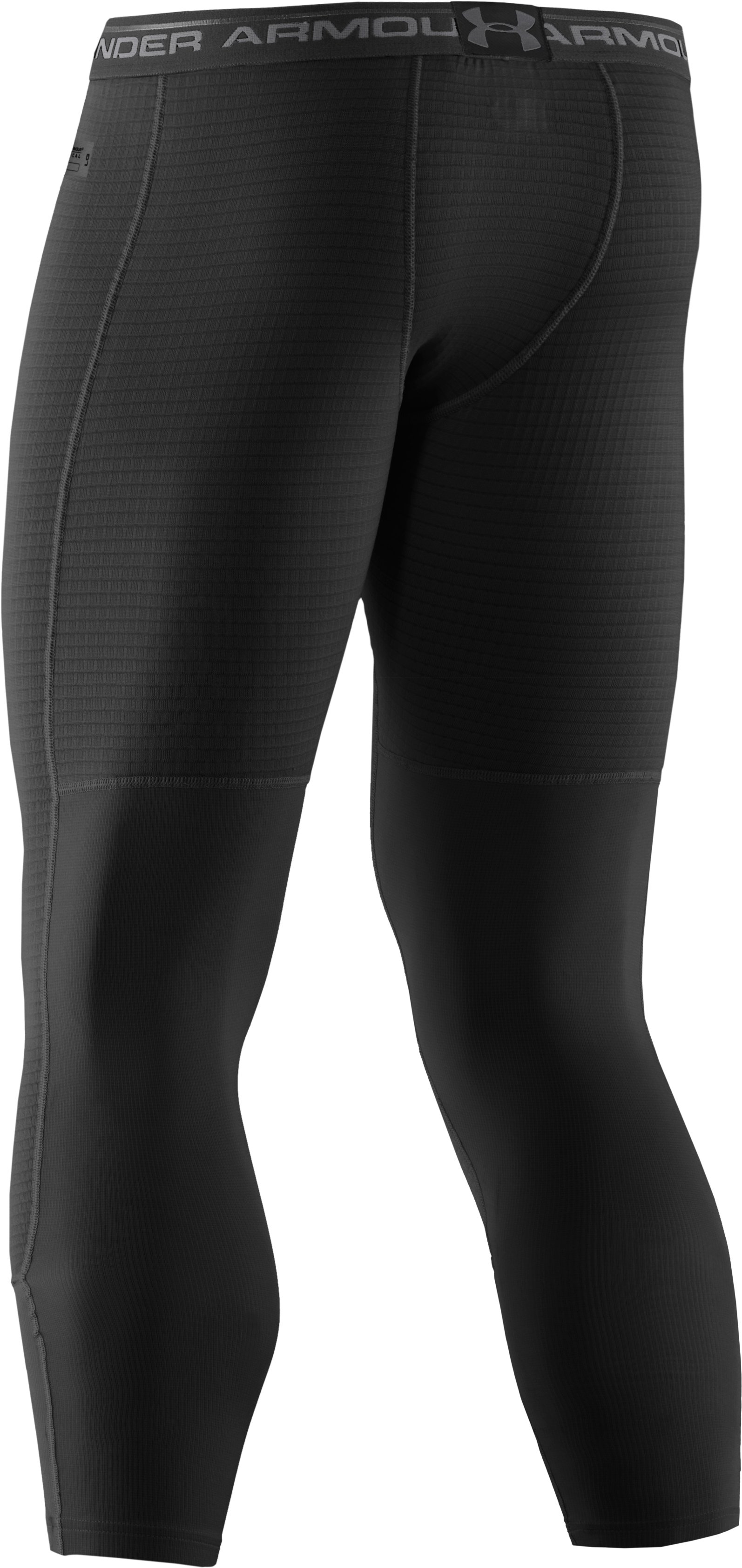 Men's Tactical UA Base™ Leggings, Black