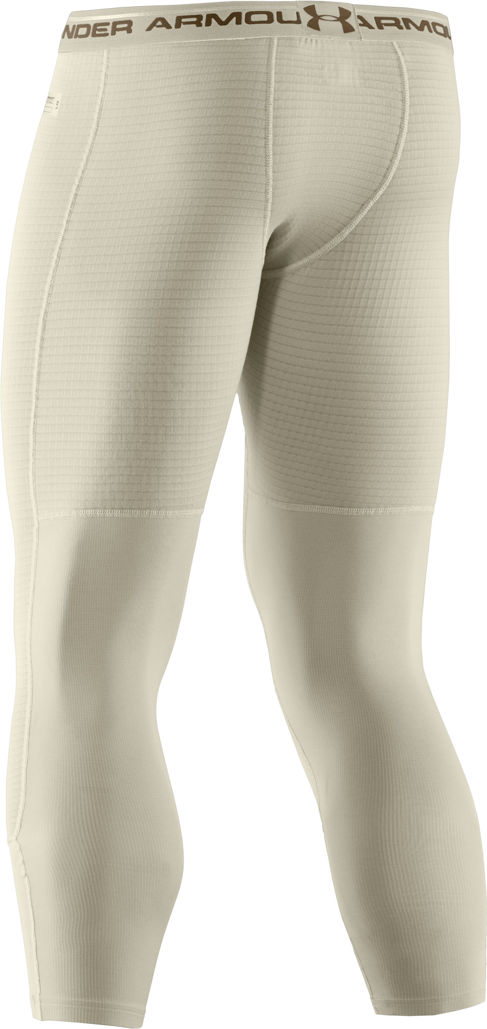 Men's Tactical UA Base™ Leggings, Desert Sand