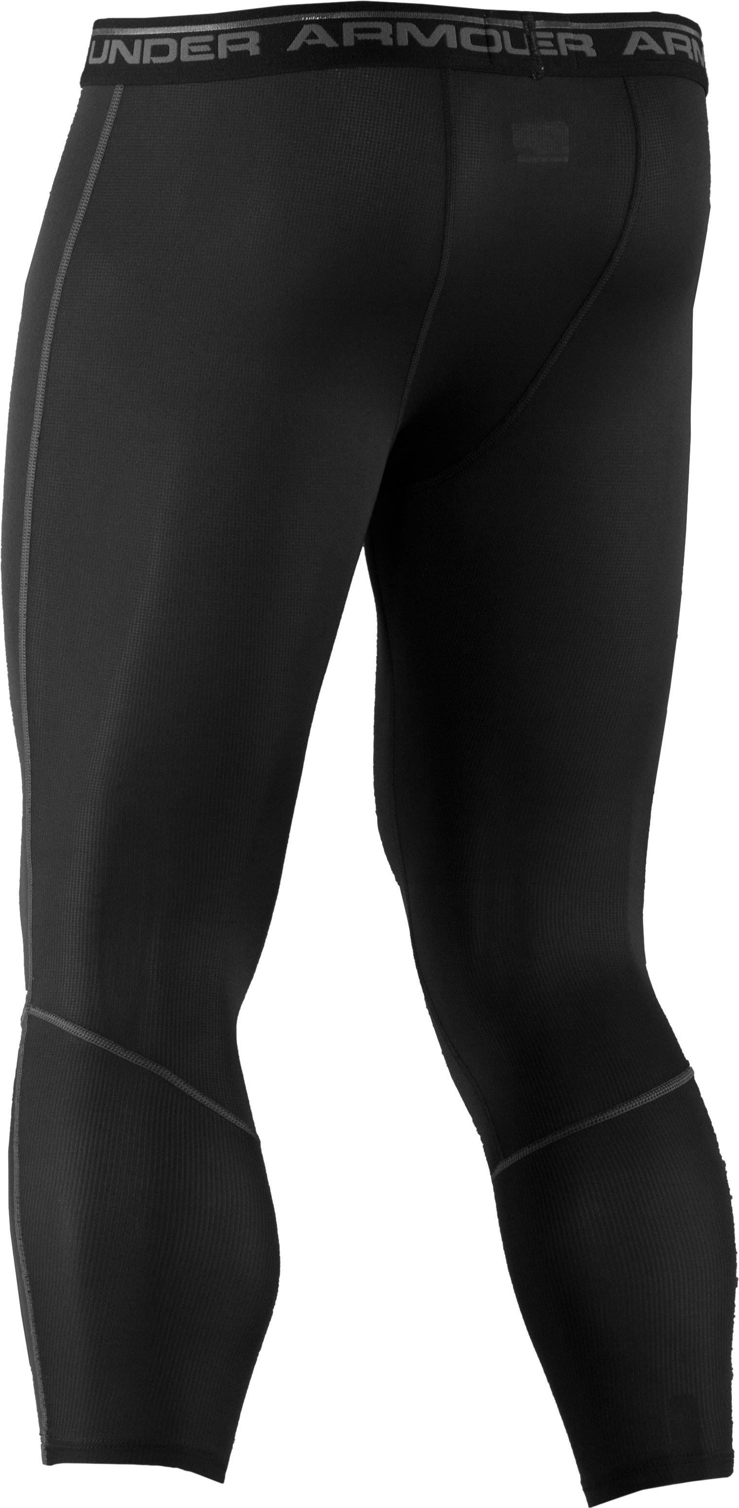 Men's UA Base™ 1.0 Leggings, Black ,