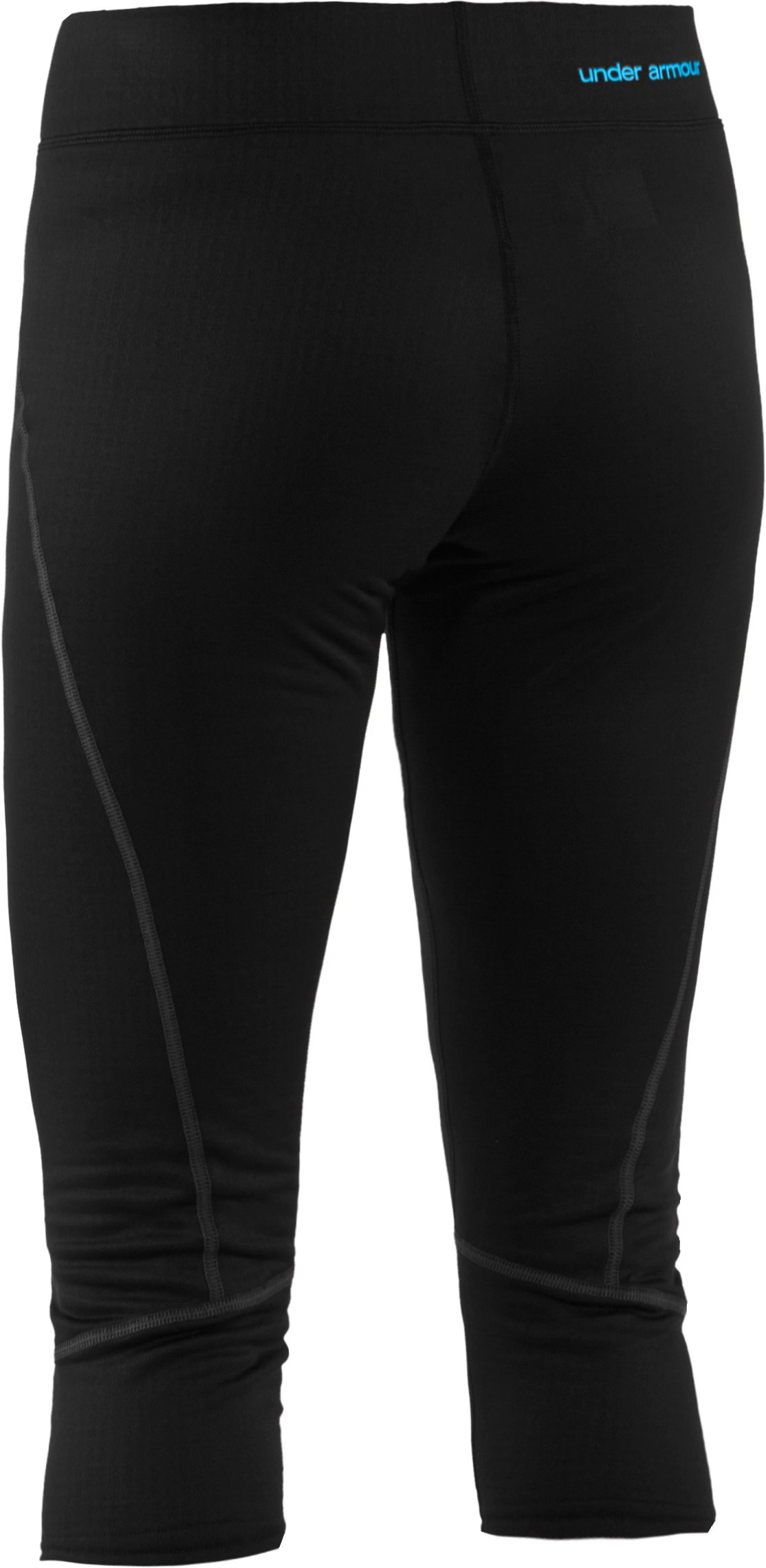 Women's UA Base™ 2.0 ¾ Legging, Black