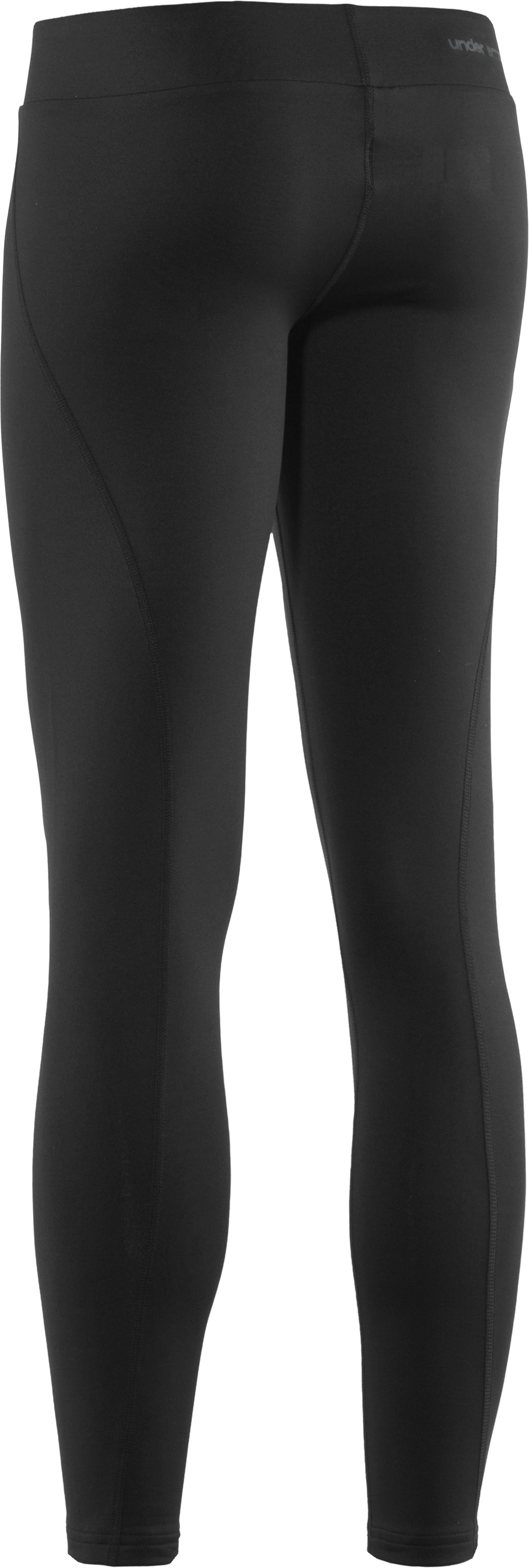 Women's UA EVO ColdGear® Leggings, Black , undefined