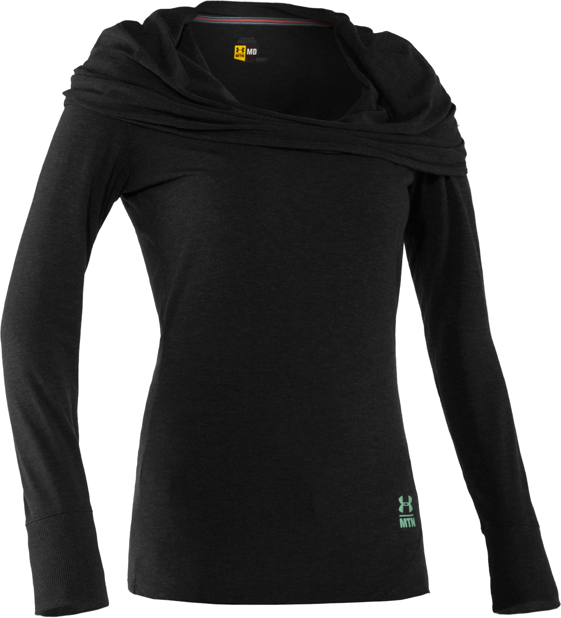 Women's Sheep's Clothing Hoodie, Black