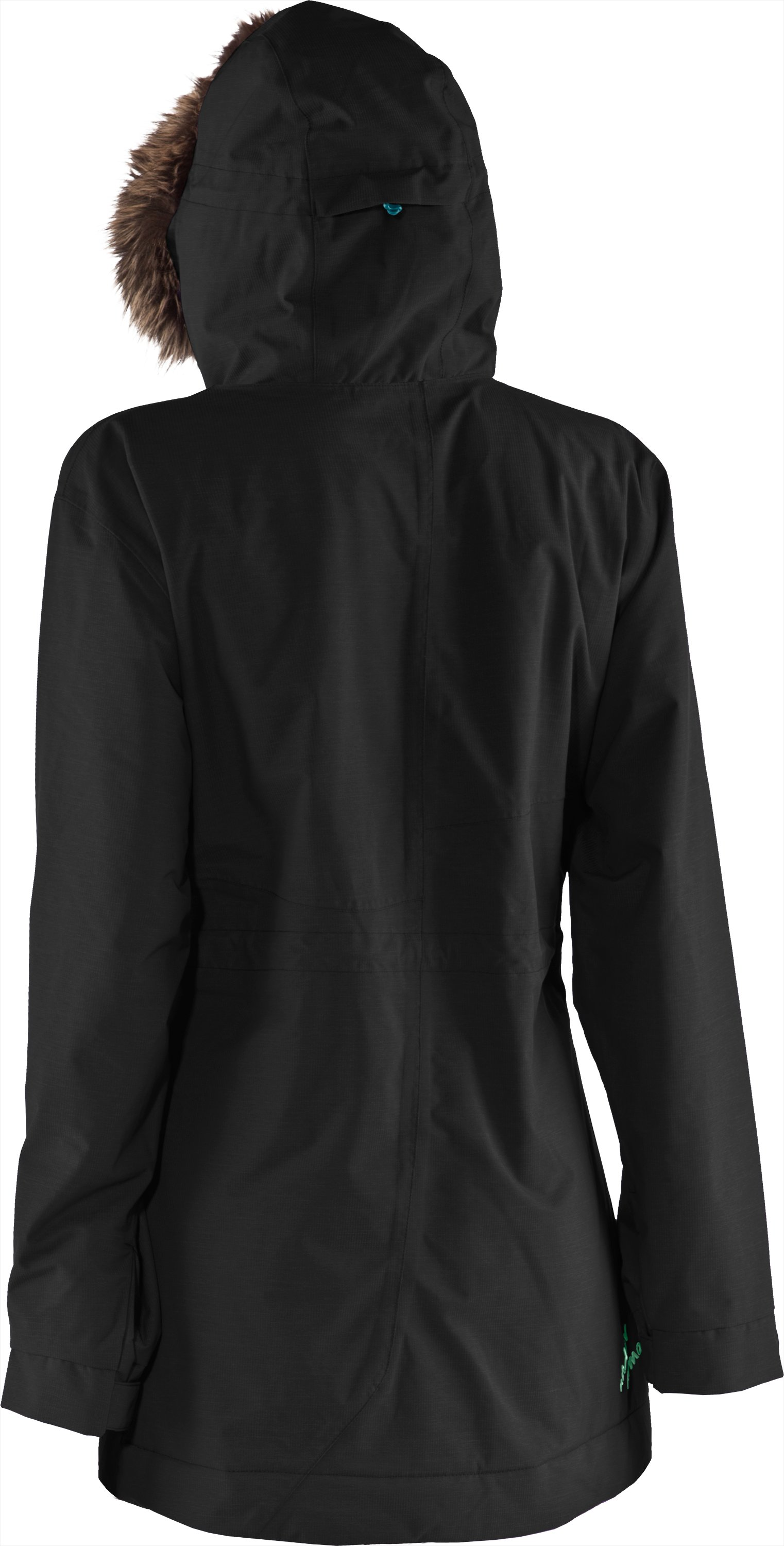 Women's UA Snowblind Jacket, Black