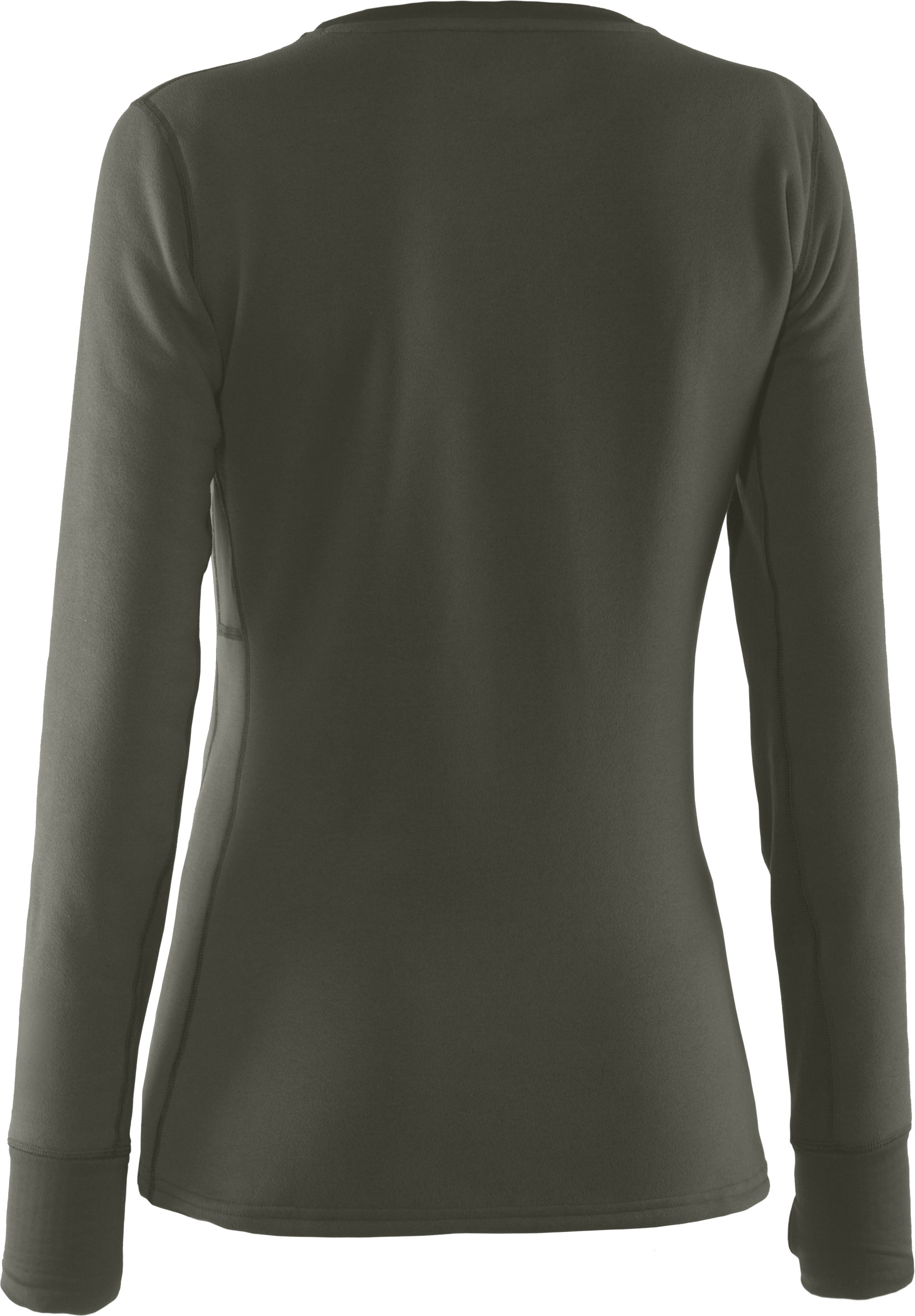 Women's Extreme ColdGear® Base Crew, Rifle Green