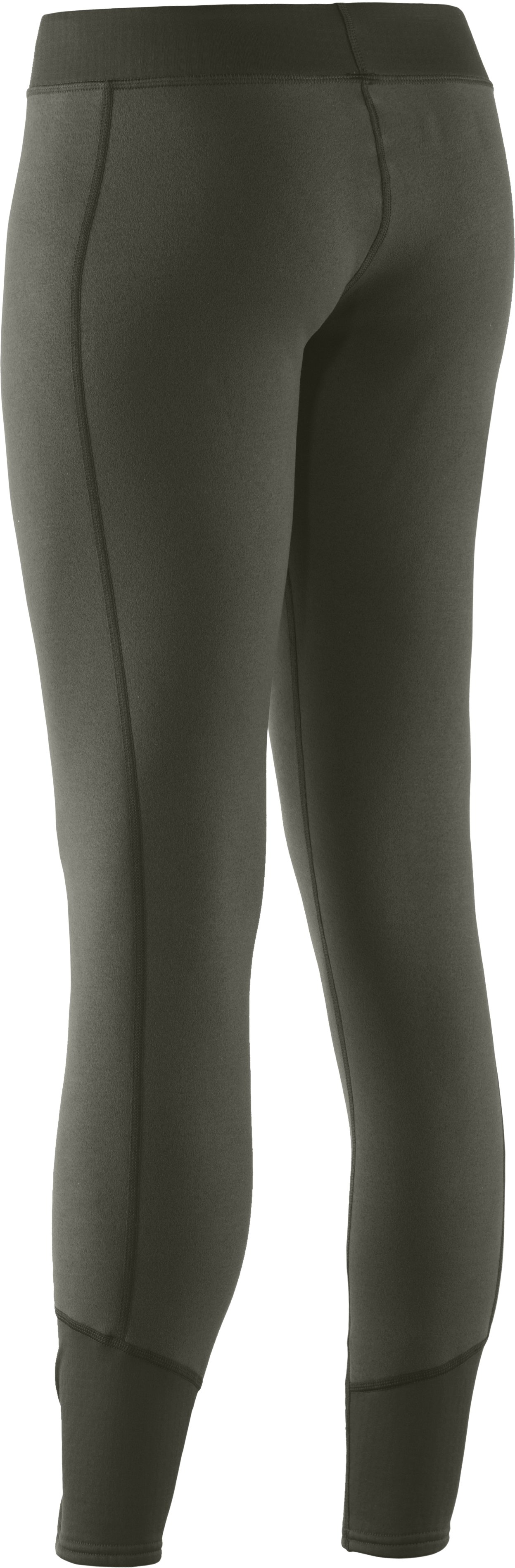 Women's UA Extreme ColdGear® Base Leggings, Rifle Green,