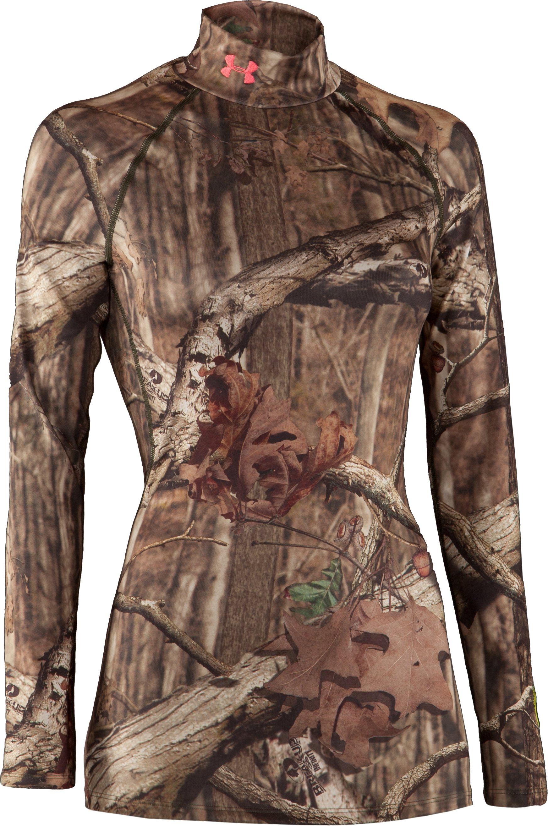 Women's EVO Scent Control Mock, Mossy Oak Break-Up Infinity