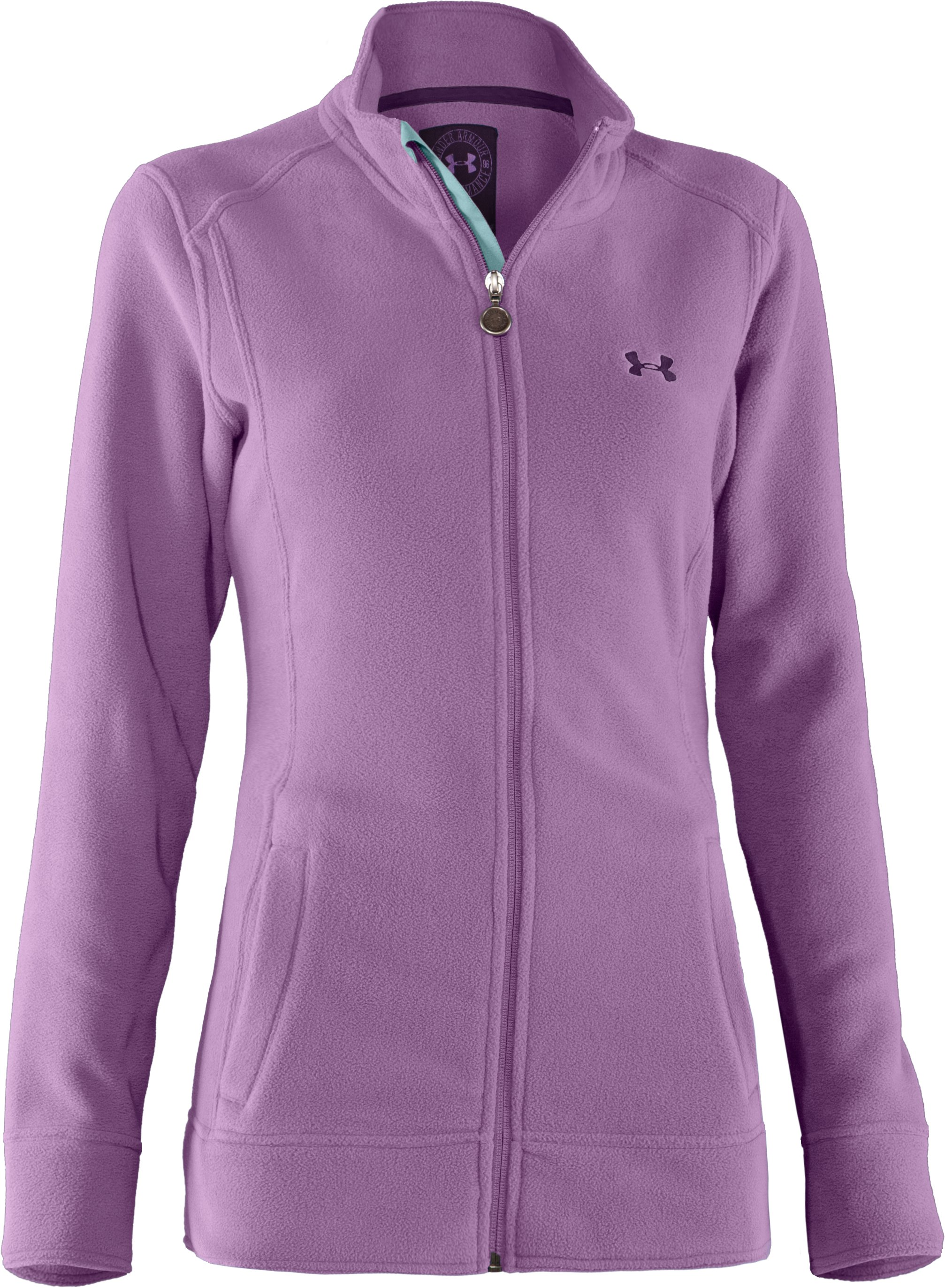 Women's Double Hundo® Full Zip Fleece, Sugar Plum
