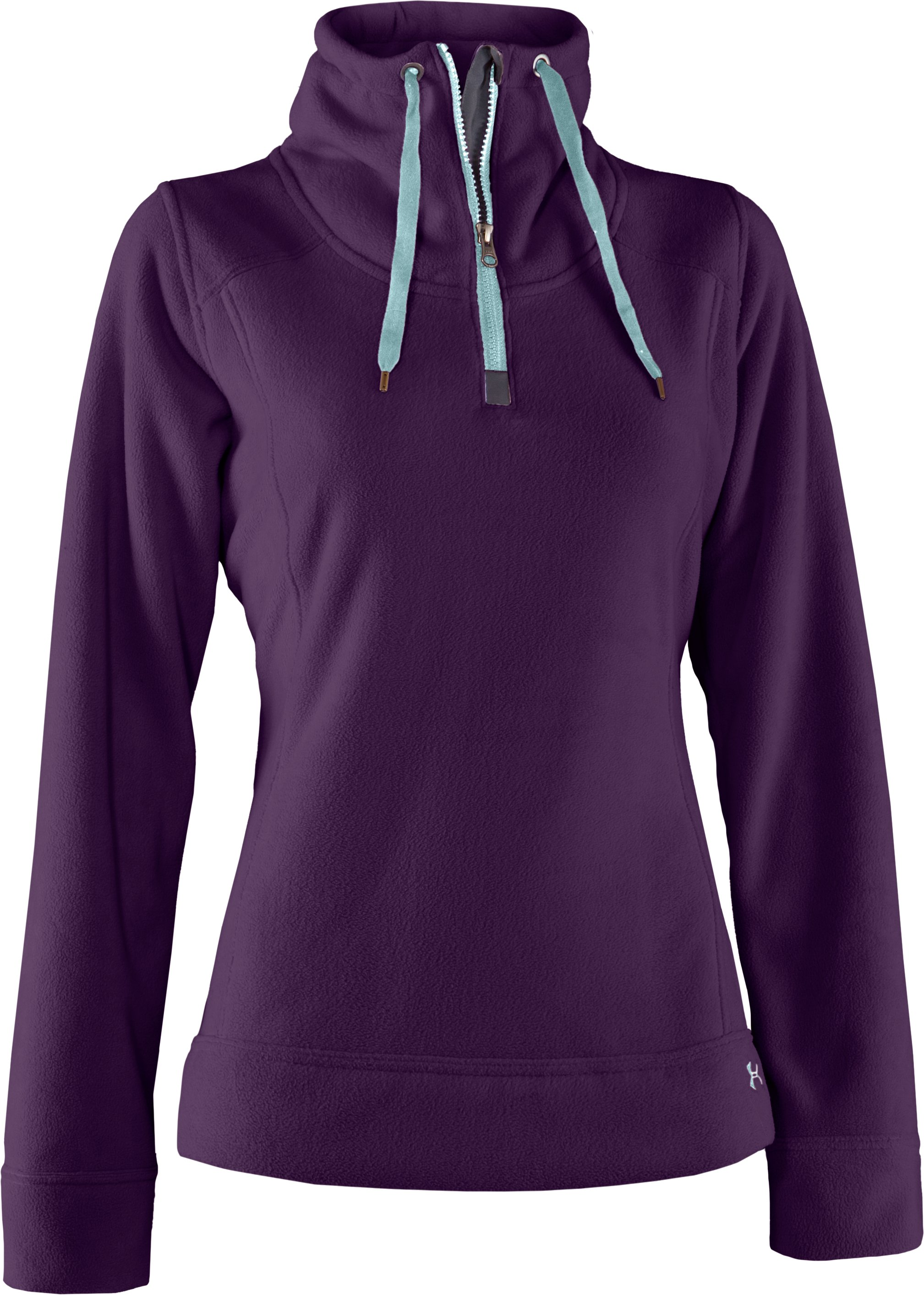 Women's UA Extreme ColdGear® ¼ Zip, Cyclone