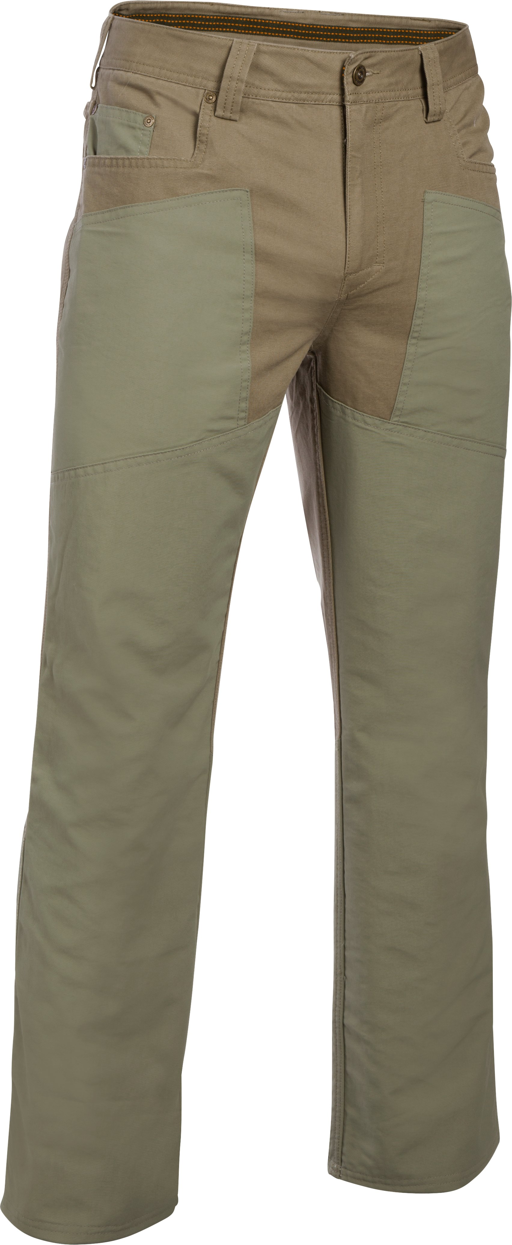 Men's UA Prey Brush Pants, Bayou,