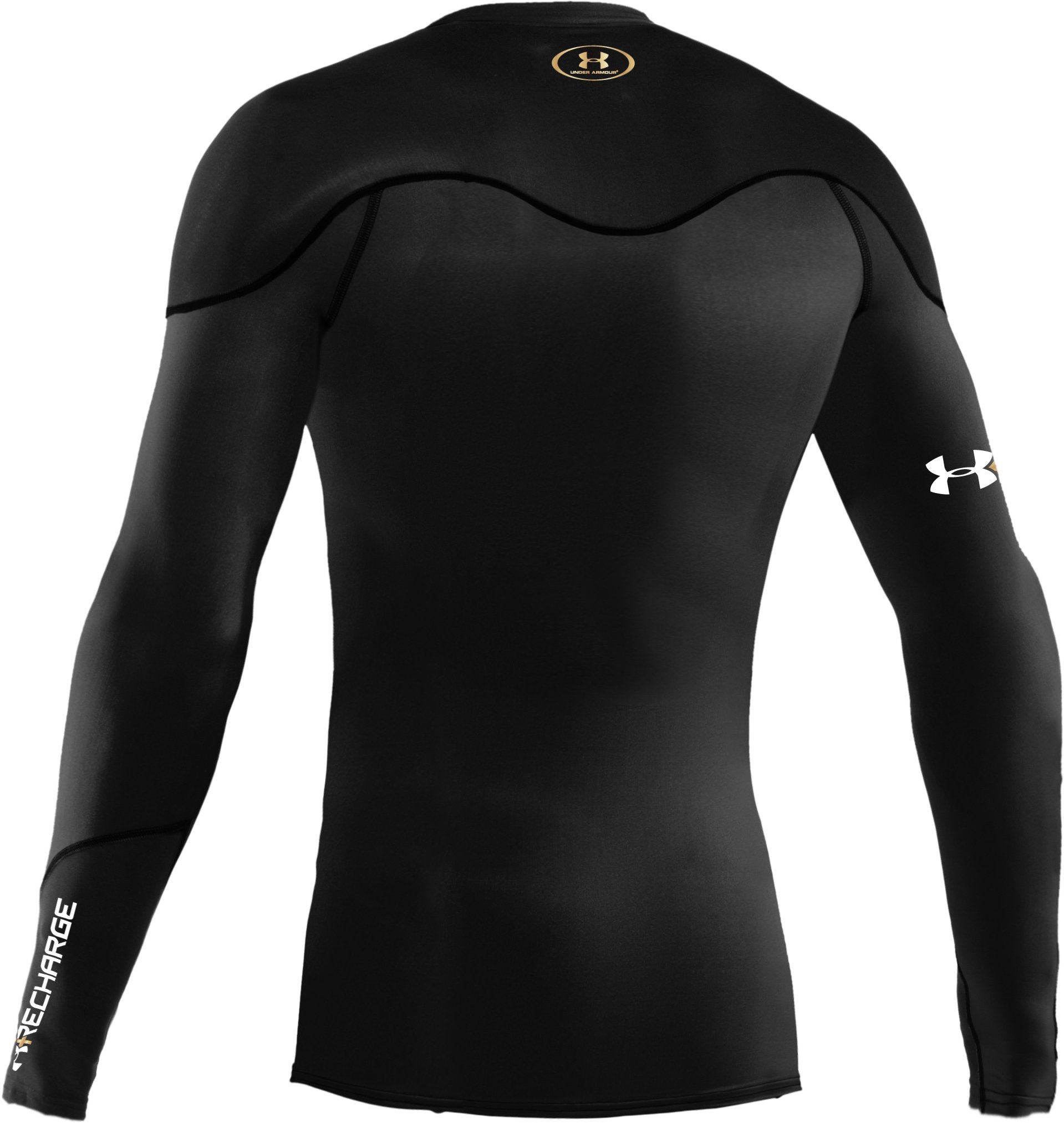 Men's UA Recharge® Energy Shirt, Black ,