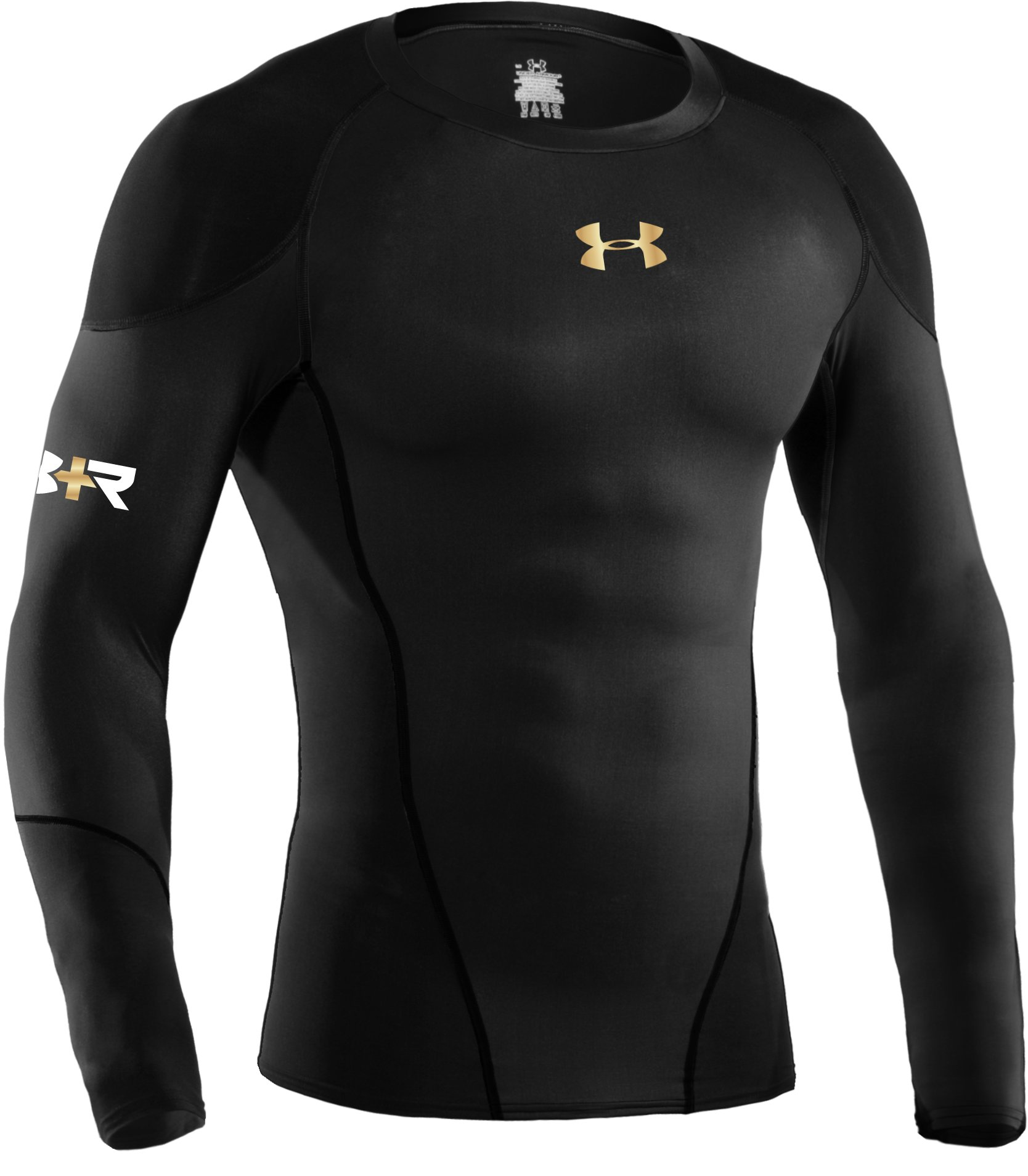 Men's UA Recharge® Energy Shirt, Black , undefined
