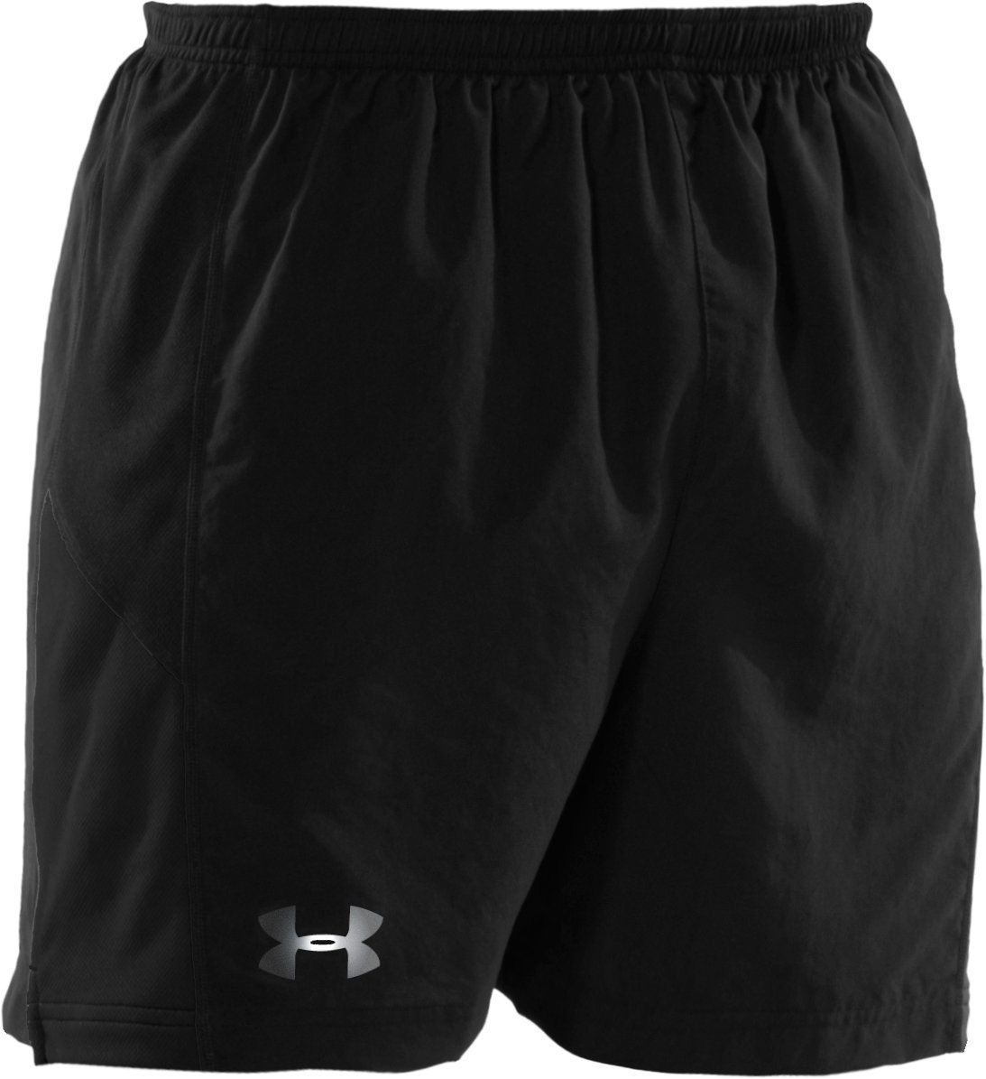 "Men's UA Escape 5"" Woven Shorts, Black"