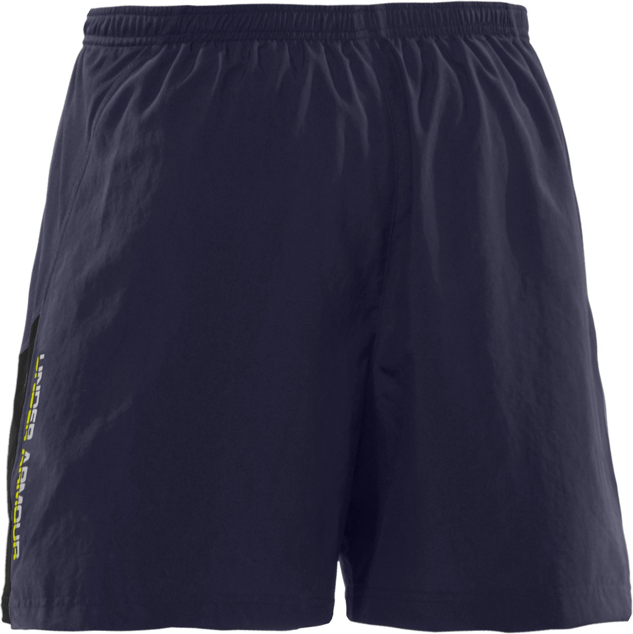 "Men's UA Escape 5"" Woven Shorts, Midnight Navy"
