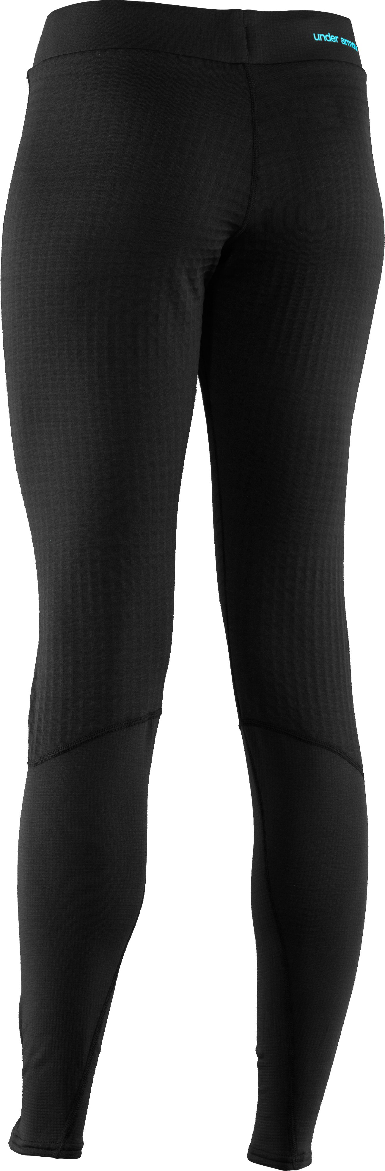 Women's UA Base™ 4.0 Leggings, Black , undefined
