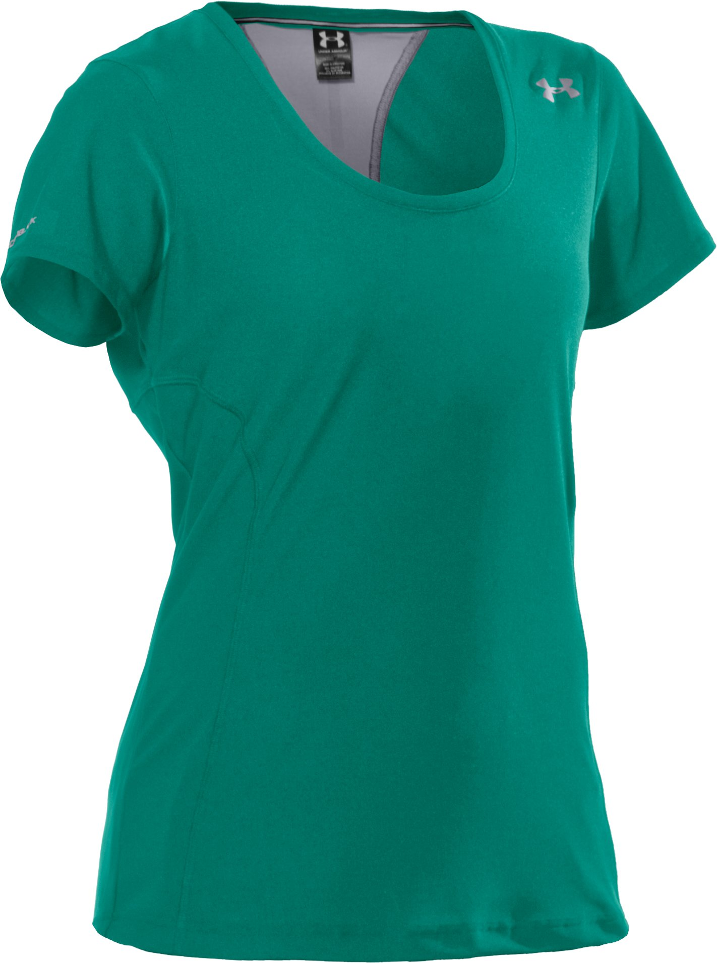 Women's coldblack® Training T-Shirt, Jade River