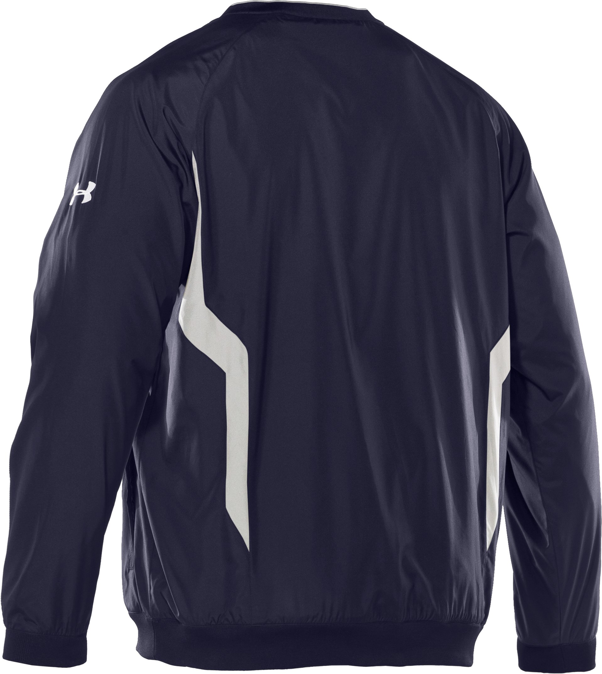 Men's Gamer V-Neck AllSeasonGear® Jacket, Midnight Navy,