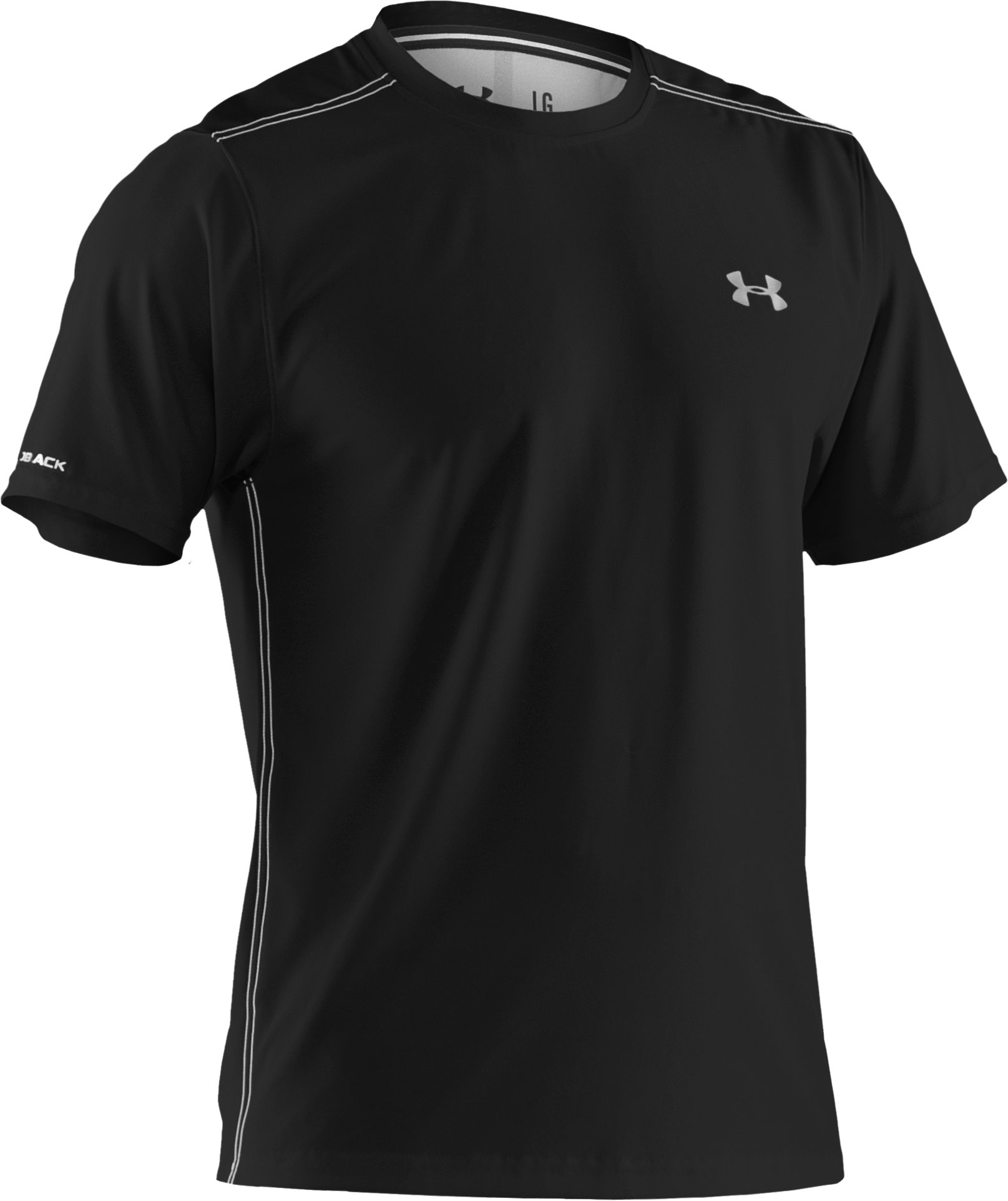 Men's coldblack® Short Sleeve T-Shirt, Black