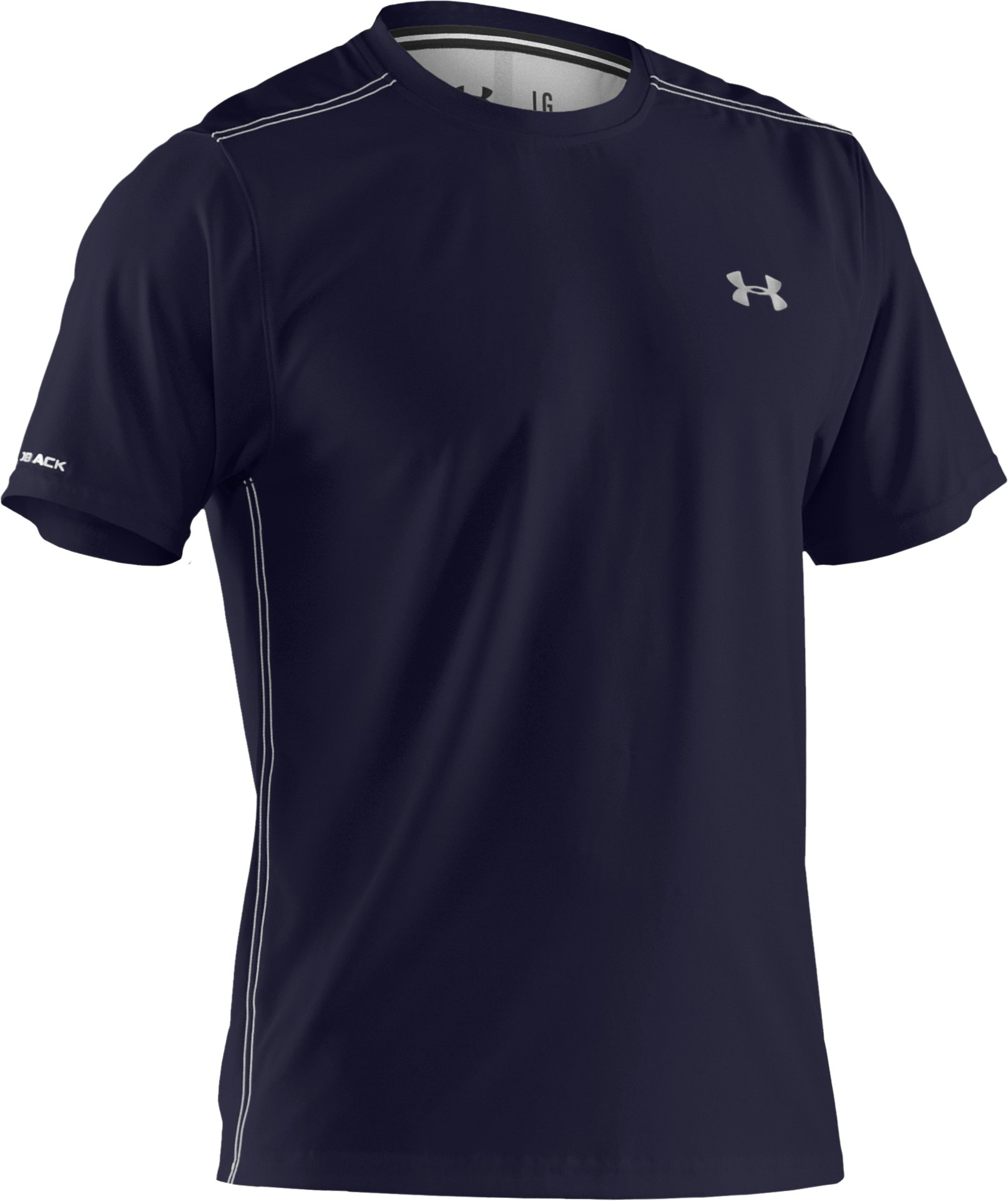 Men's coldblack® Short Sleeve T-Shirt, Midnight Navy,