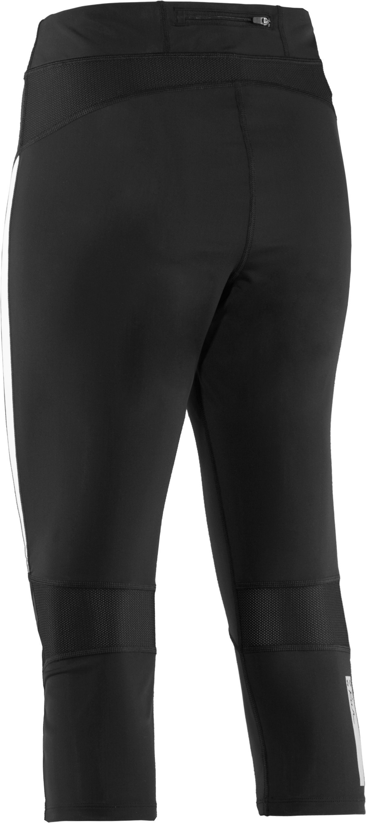 Women's UA Tough Run Capri, Black