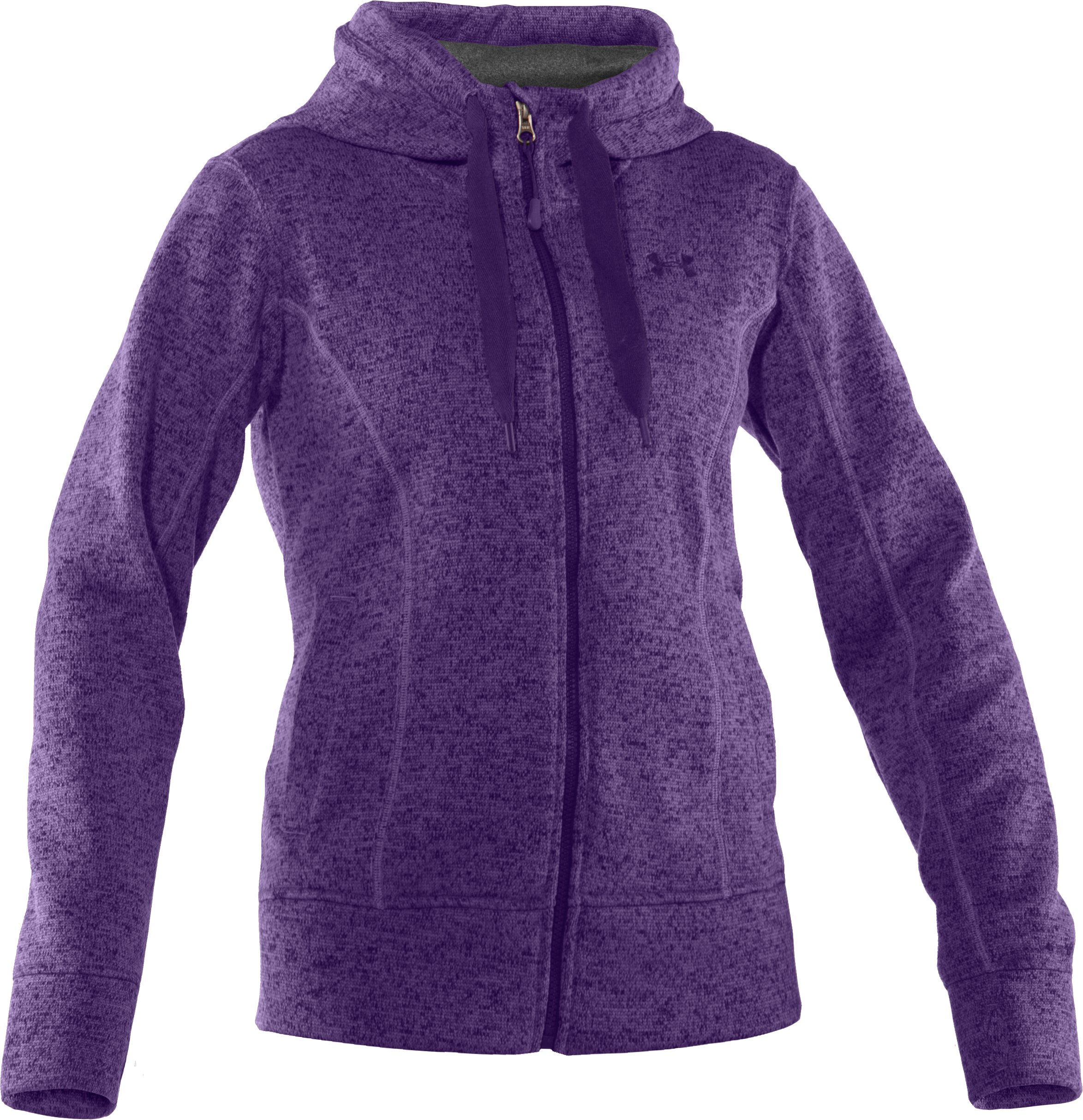 Women's UA Storm Rally Hoodie, Zone, undefined
