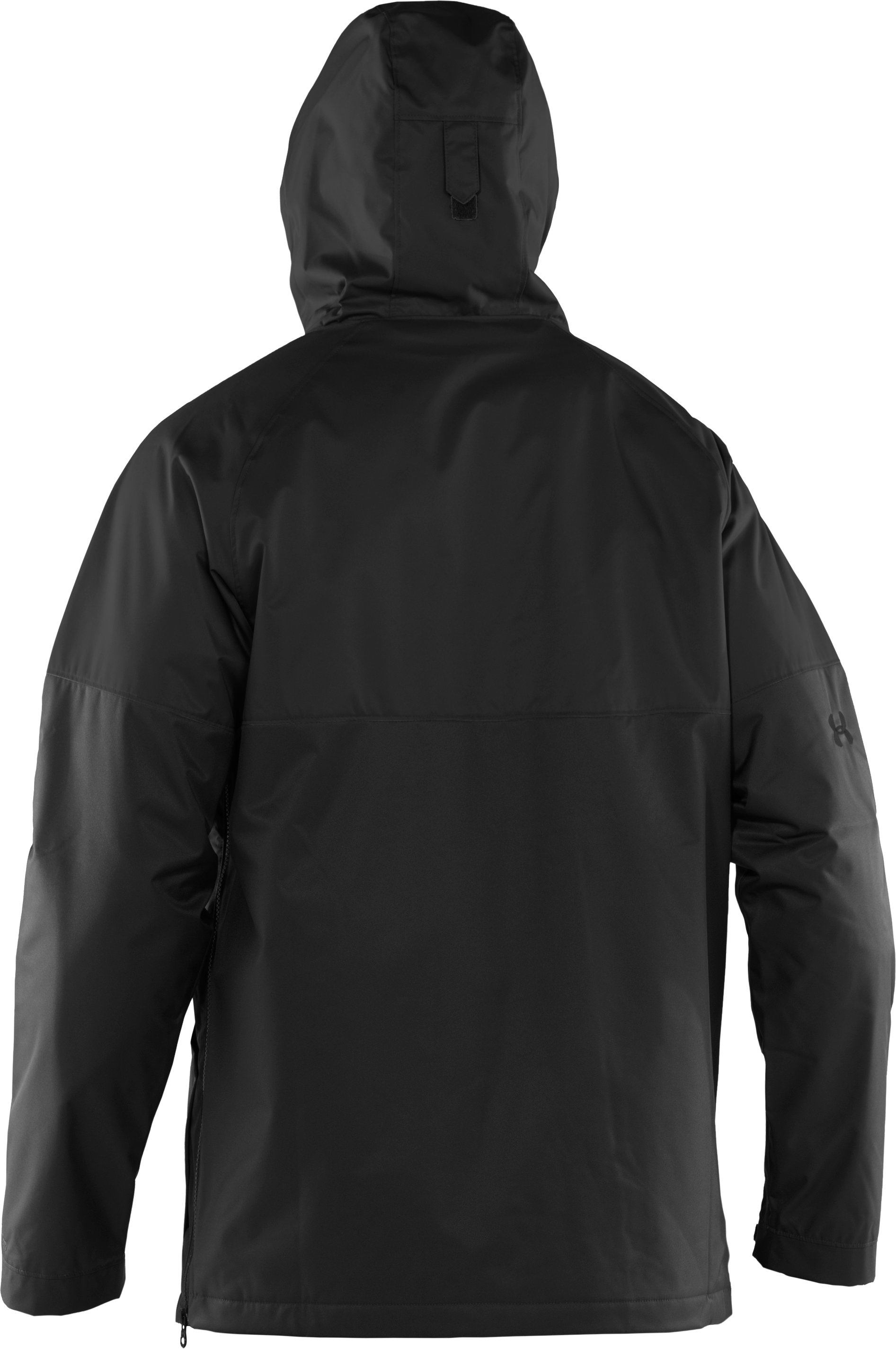 Men's UA Reign Anorak Storm Jacket, Black