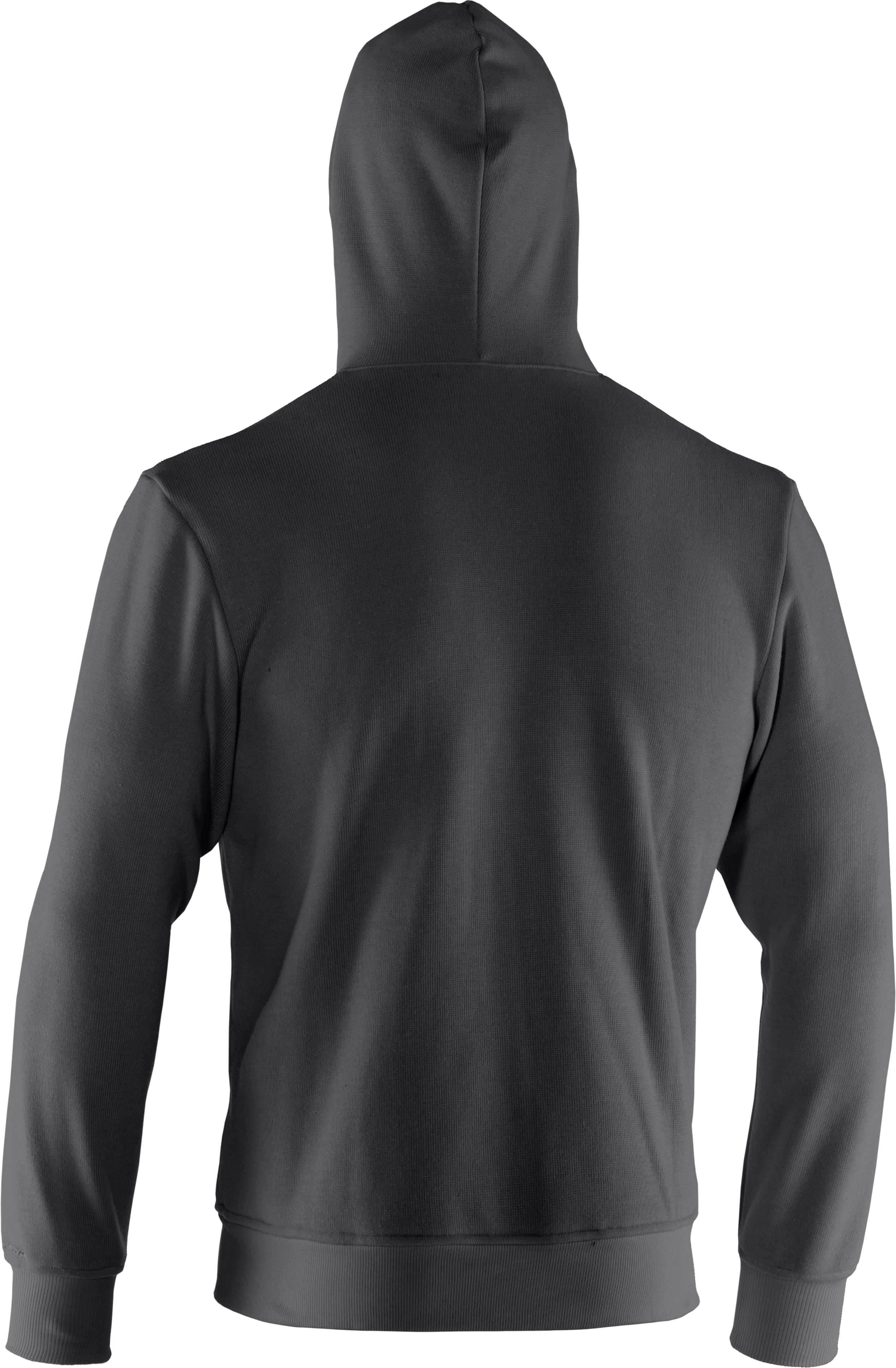 Men's UA Rally Storm Hoodie, Graphite