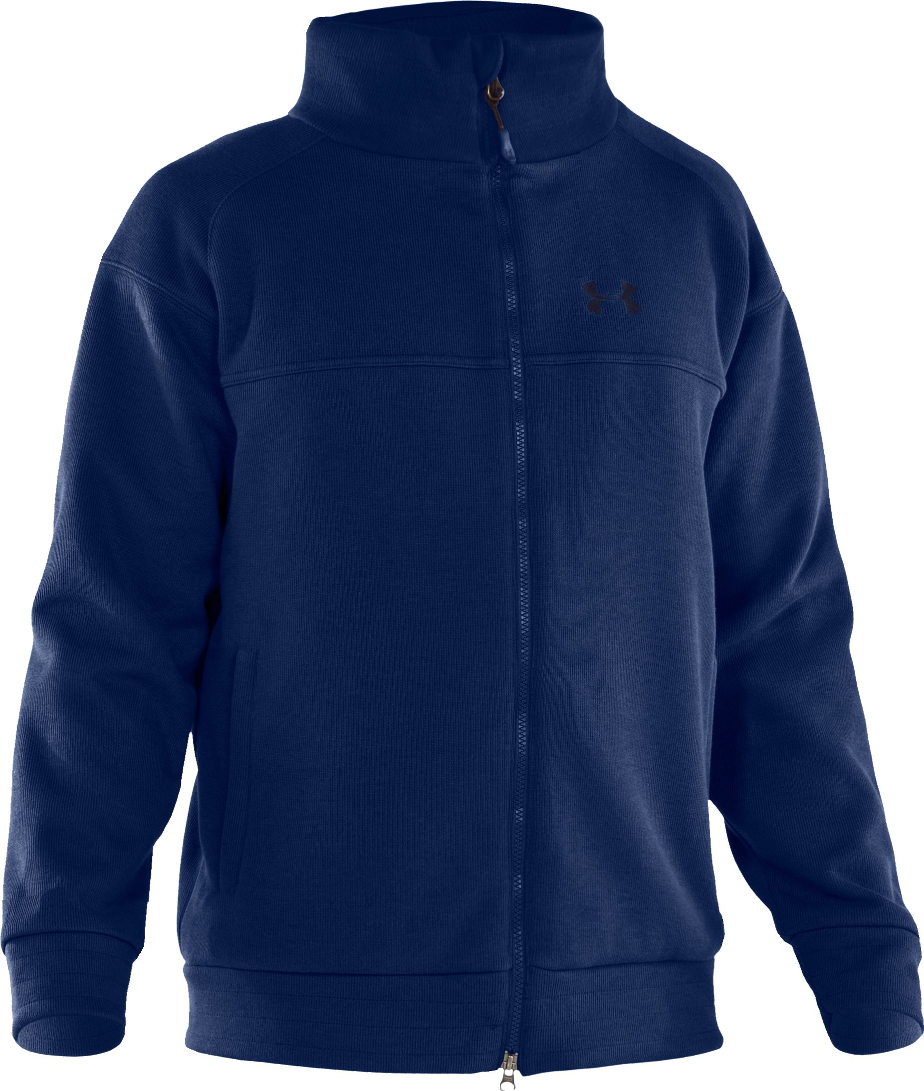 Men's UA Swagger Storm Wind Jacket, Evening