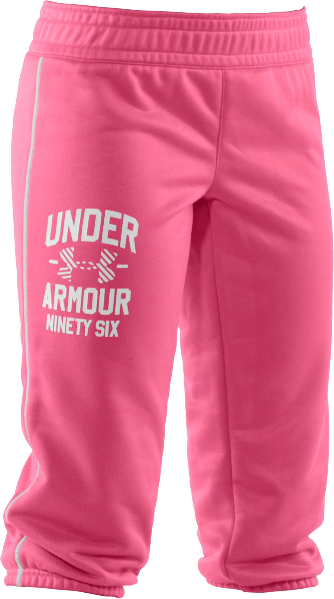 Girls' UA Spirit Capri, Ultra, zoomed image