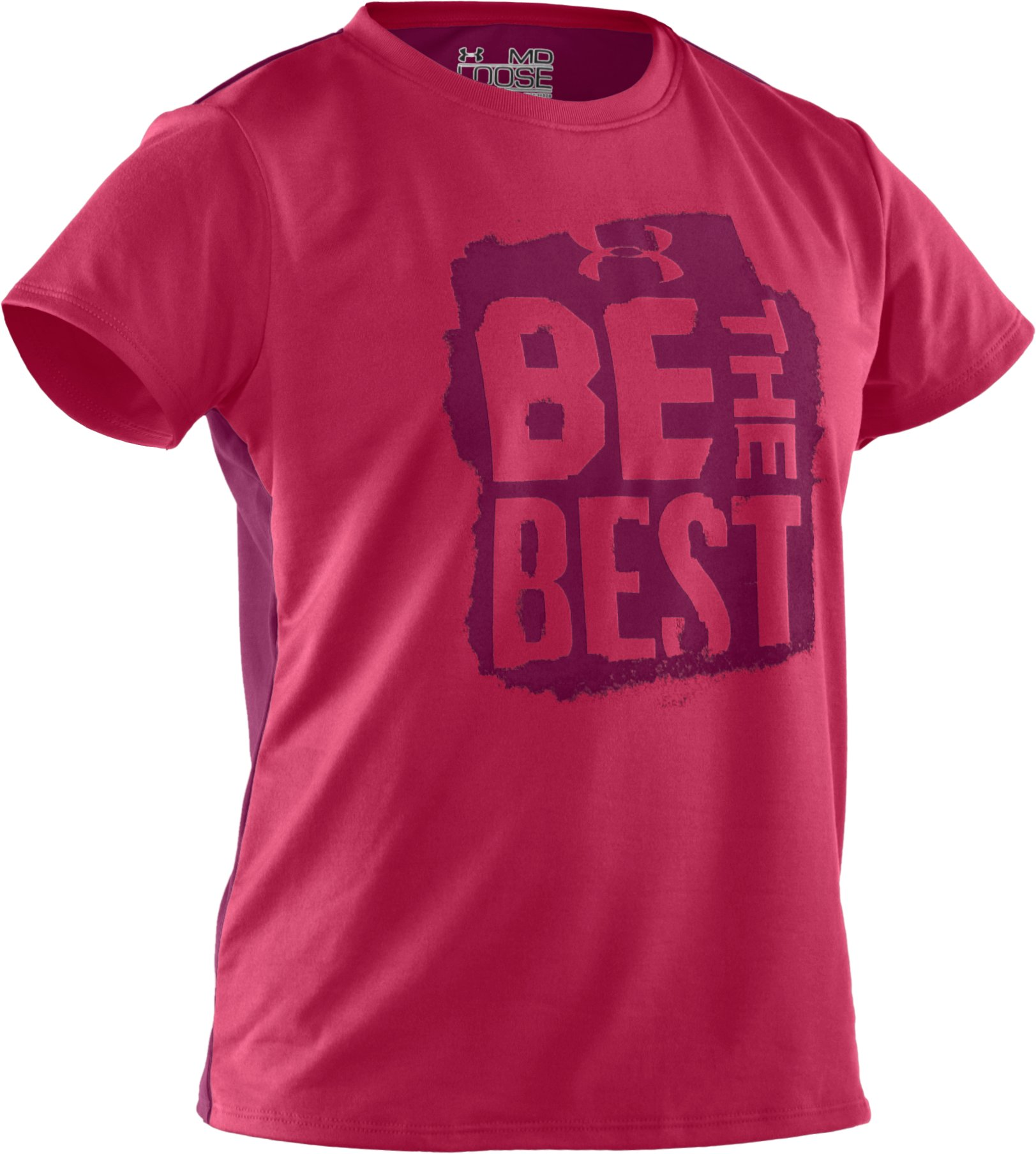 Girls' Beat The Rest Graphic T, Ultra