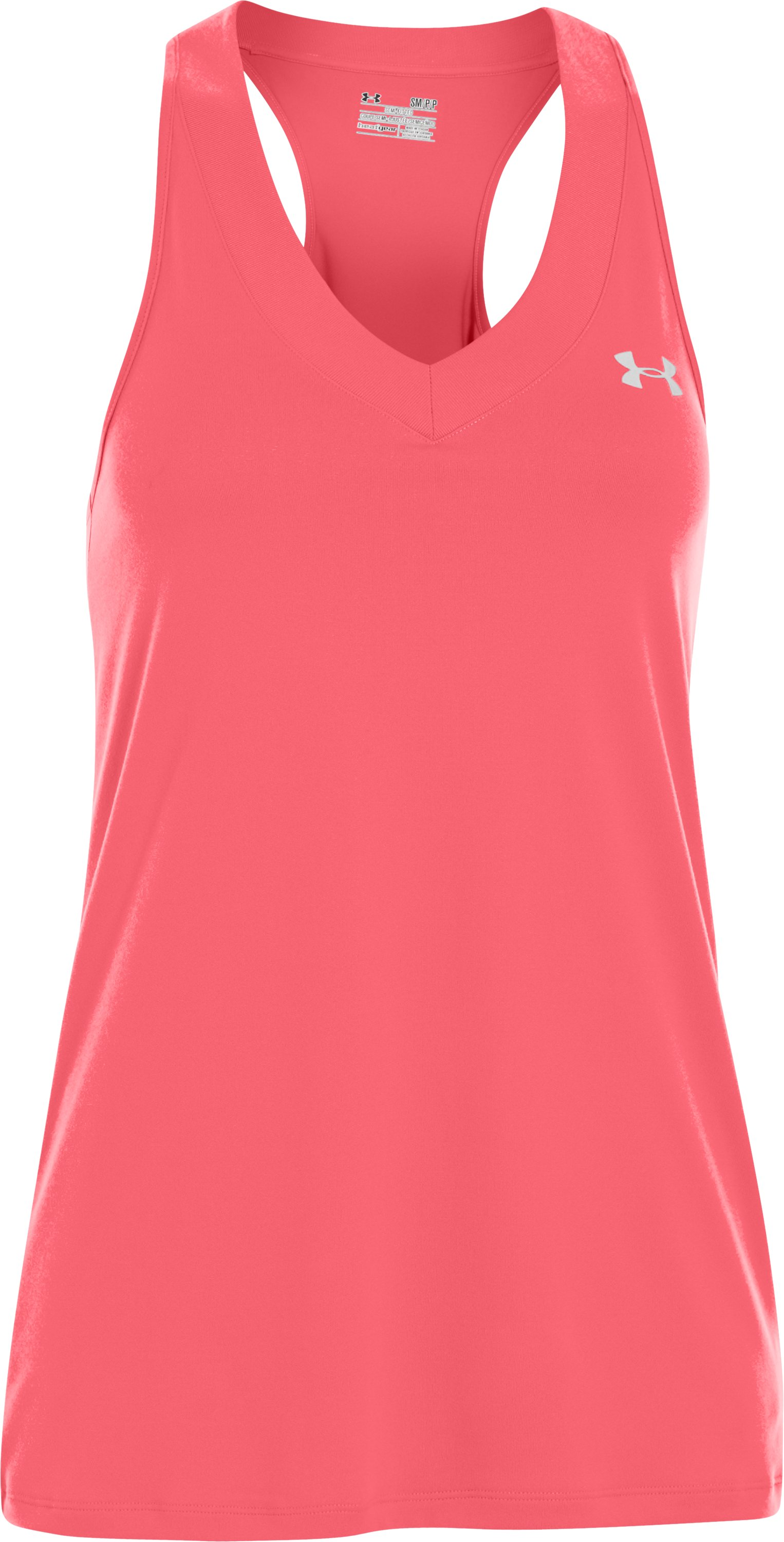 Women's UA Tech™ Sleeveless Tank, BRILLIANCE