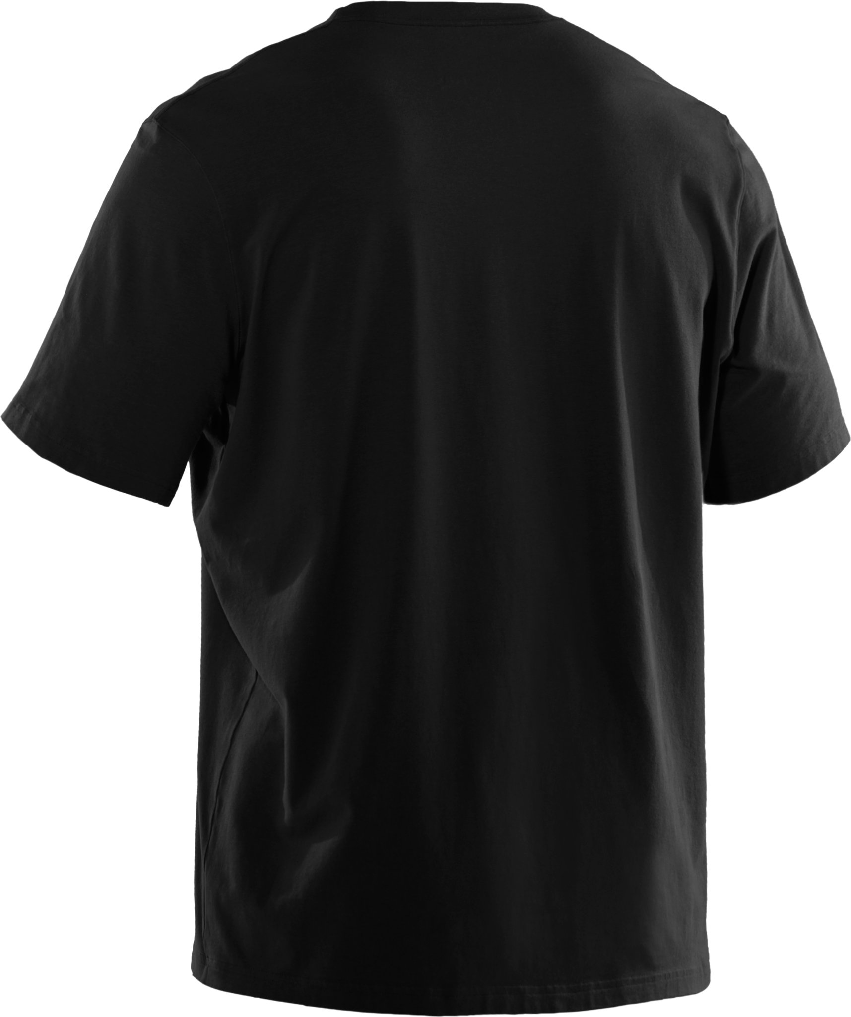 Men's UA Antler Property Graphic T-Shirt, Black ,