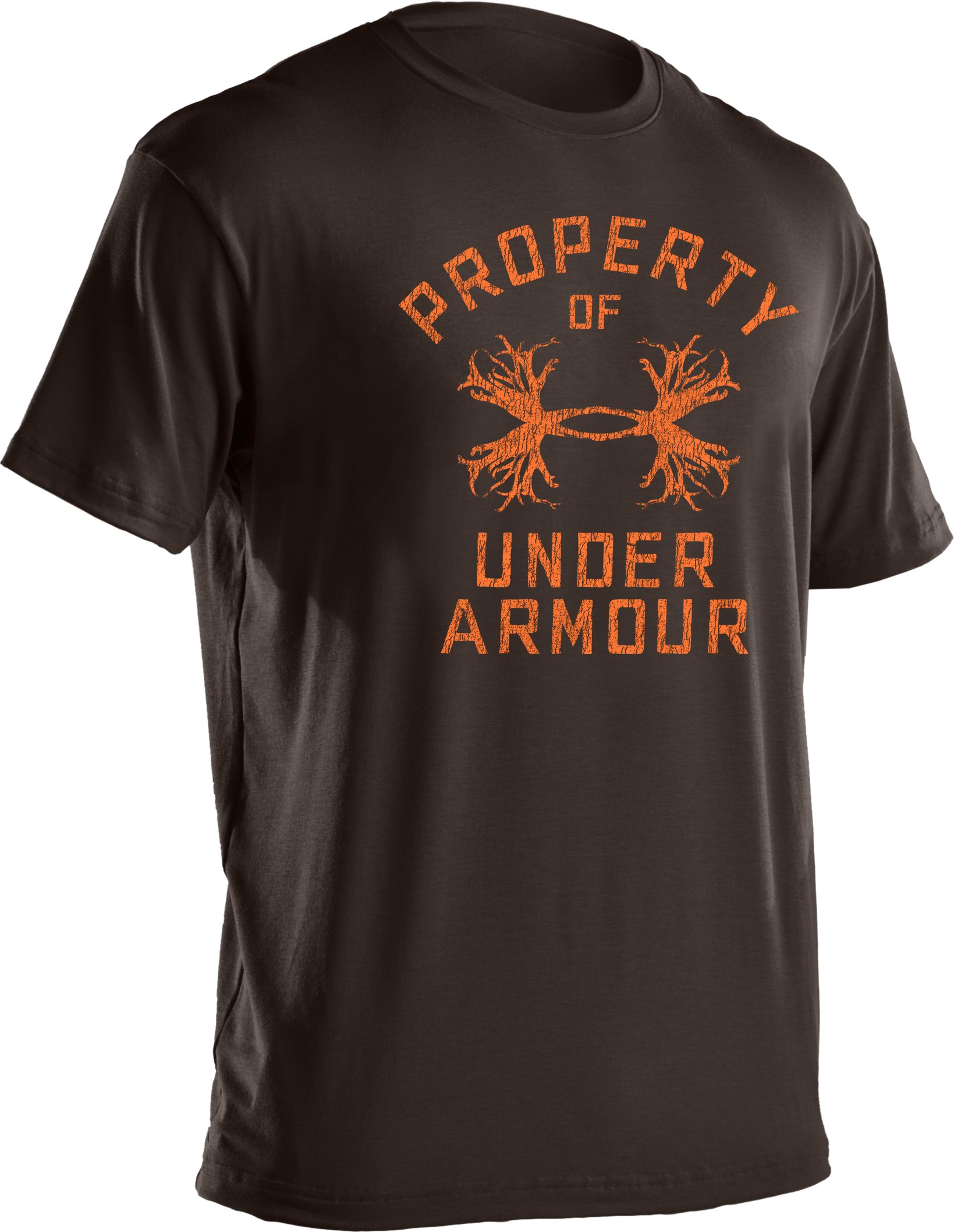 Men's UA Antler Property Graphic T-Shirt, Bureau