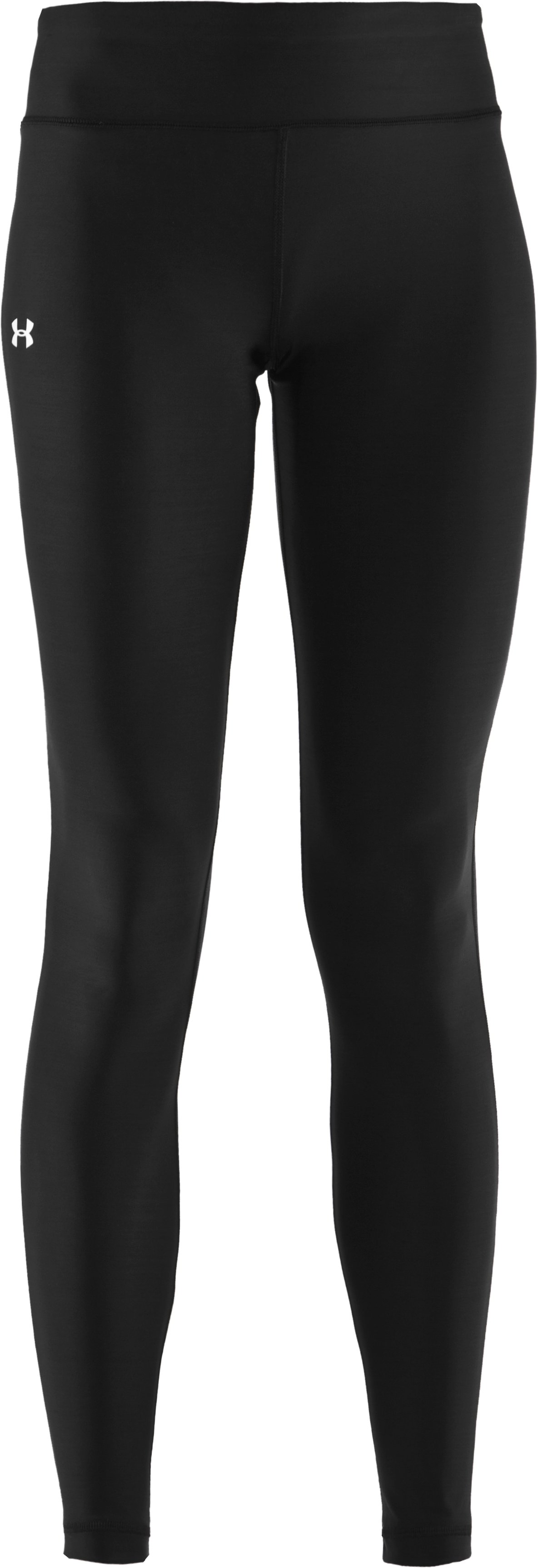 Women's UA Leg Press Tights, Black