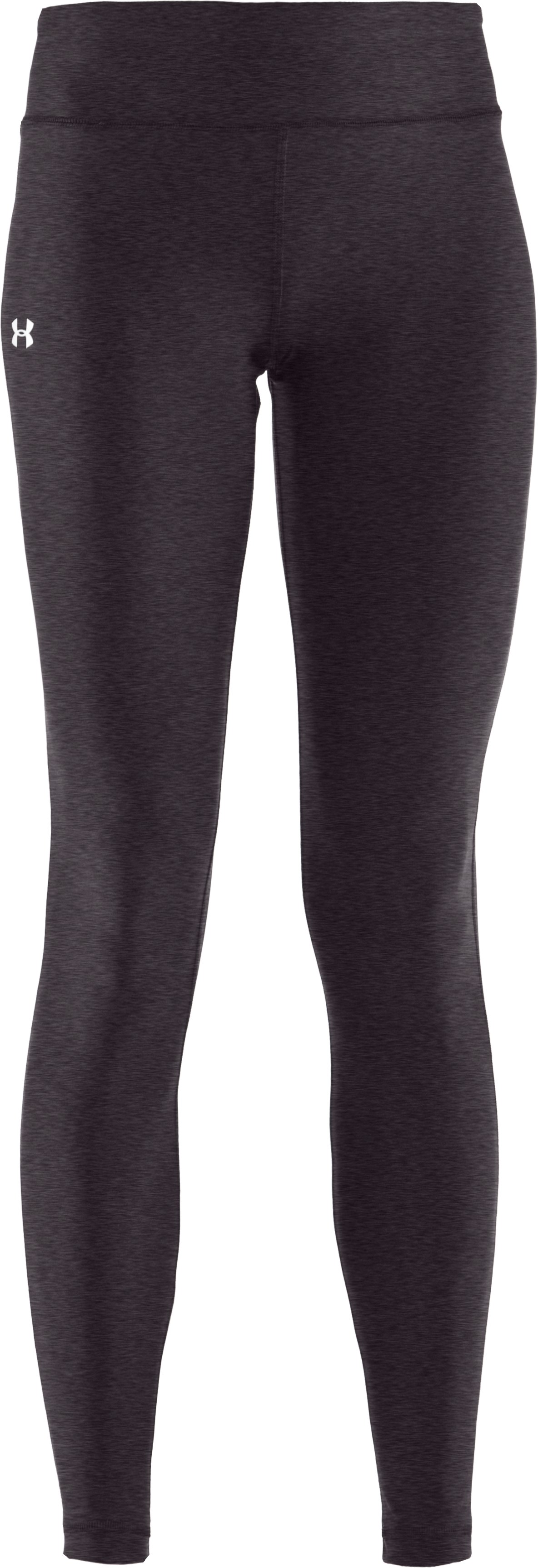 Women's UA Leg Press Tights, Carbon Heather,
