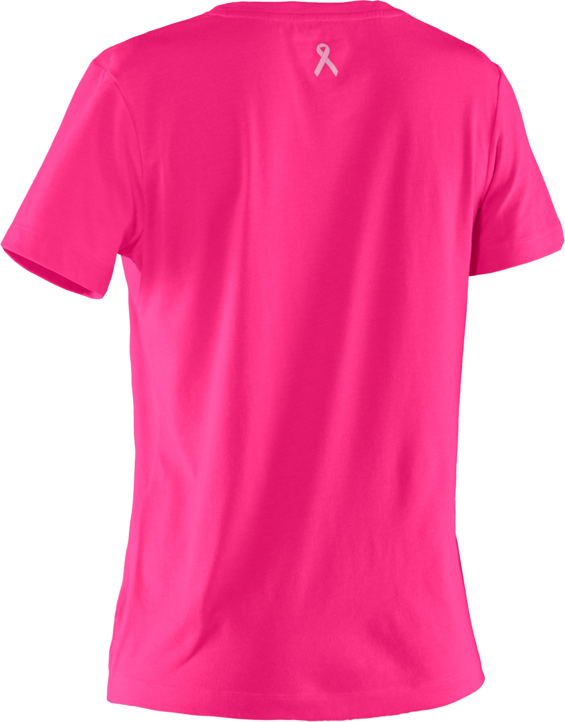 Women's PIP® UA Go Pink Or Go Home T-Shirt, Cerise