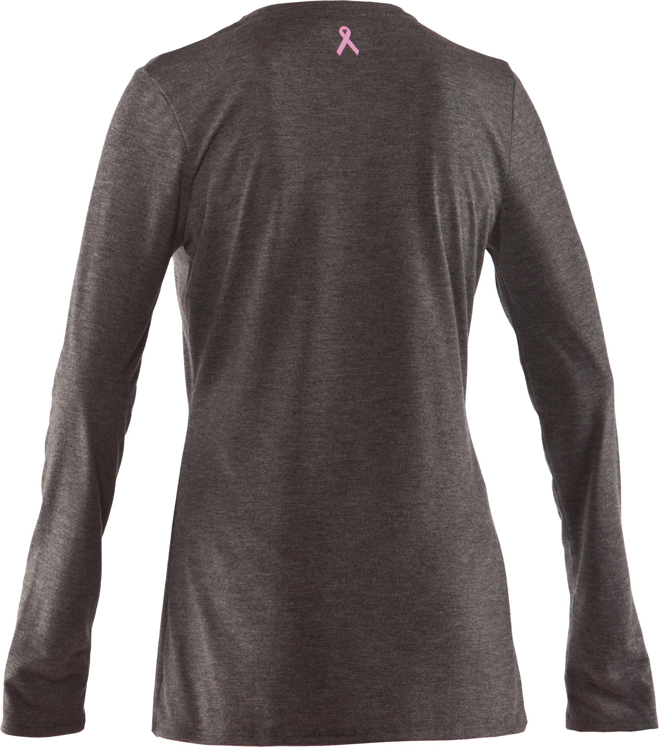 Women's PIP® I Race For Long Sleeve, Carbon Heather, undefined