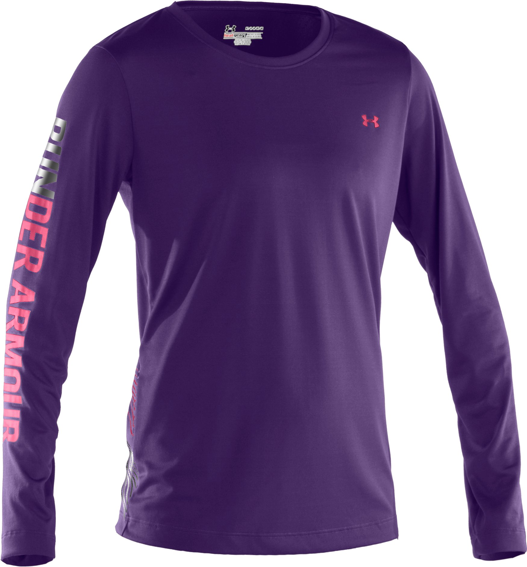 Women's UA Run Long Sleeve, Zone