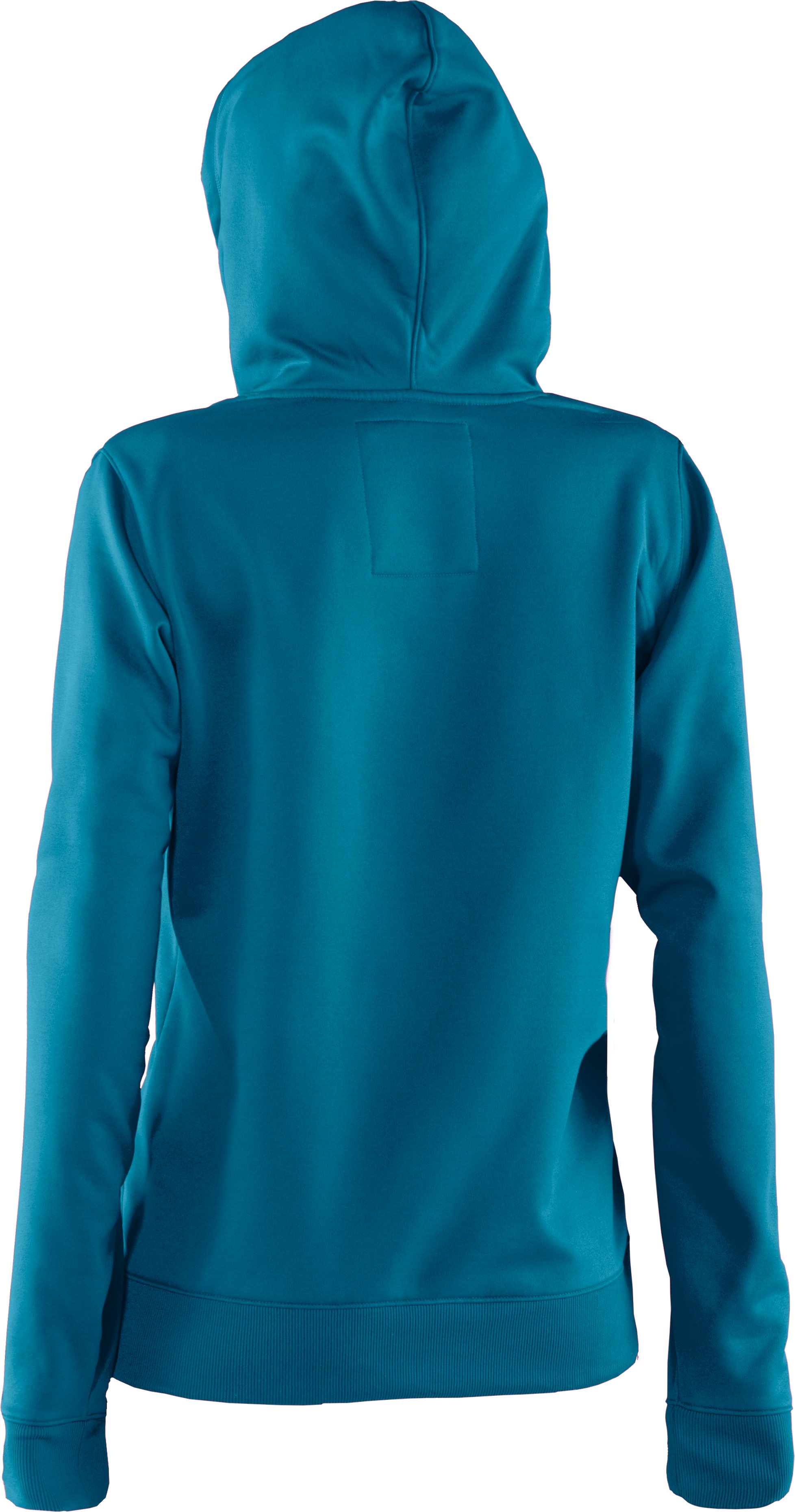 Women's Armour® Fleece Storm Big Logo Hoodie, Break, undefined