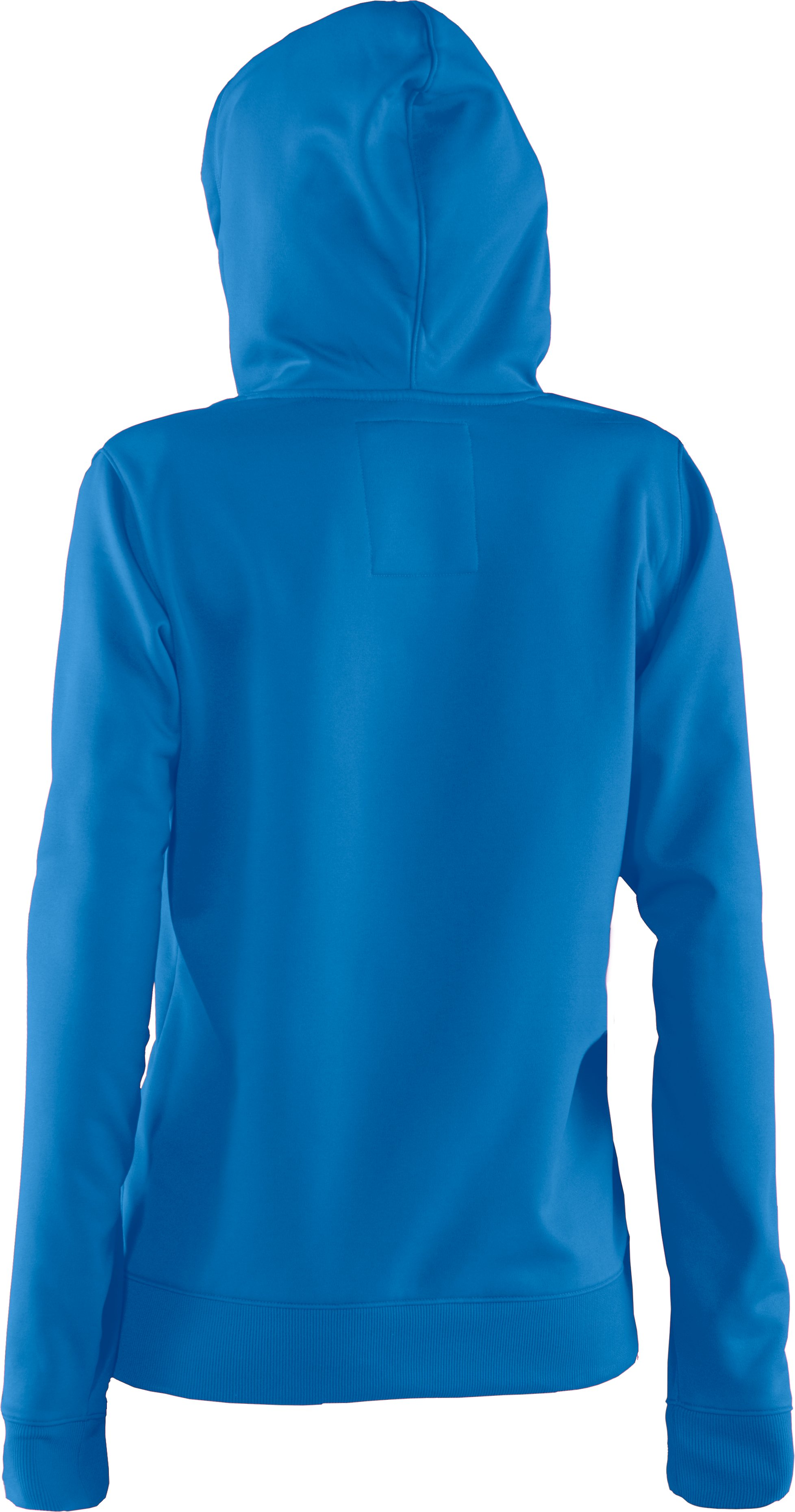 Women's Armour® Fleece Storm Big Logo Hoodie, Pool,