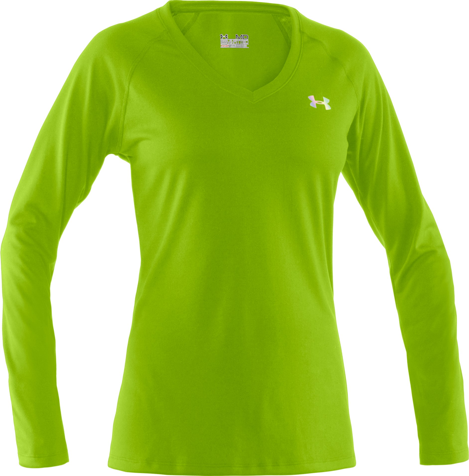 Women's UA Tech™ Long Sleeve, Fusion