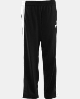 Boys' UA Brawler Knit Warm-Up Pants  1 Color $17.99