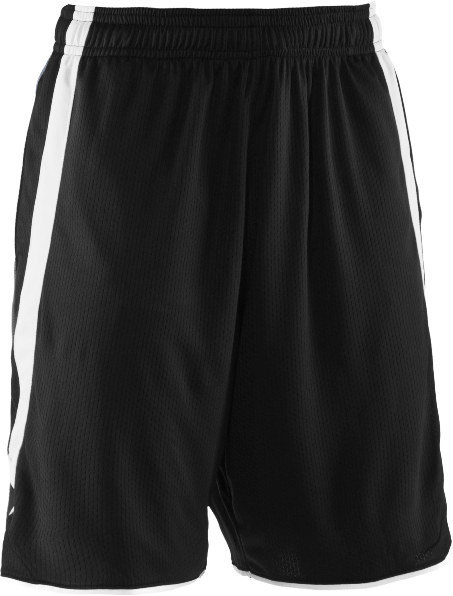 "Men's UA Finger Roll 10"" Basketball Shorts, Black"