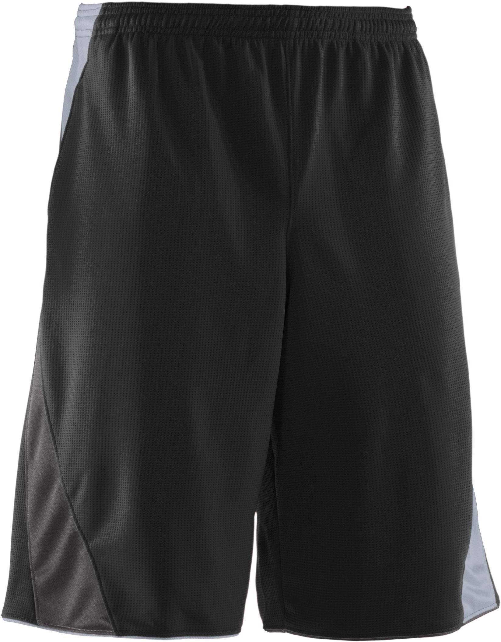 "Men's UA Bread Winner 12"" Basketball Shorts, Black"
