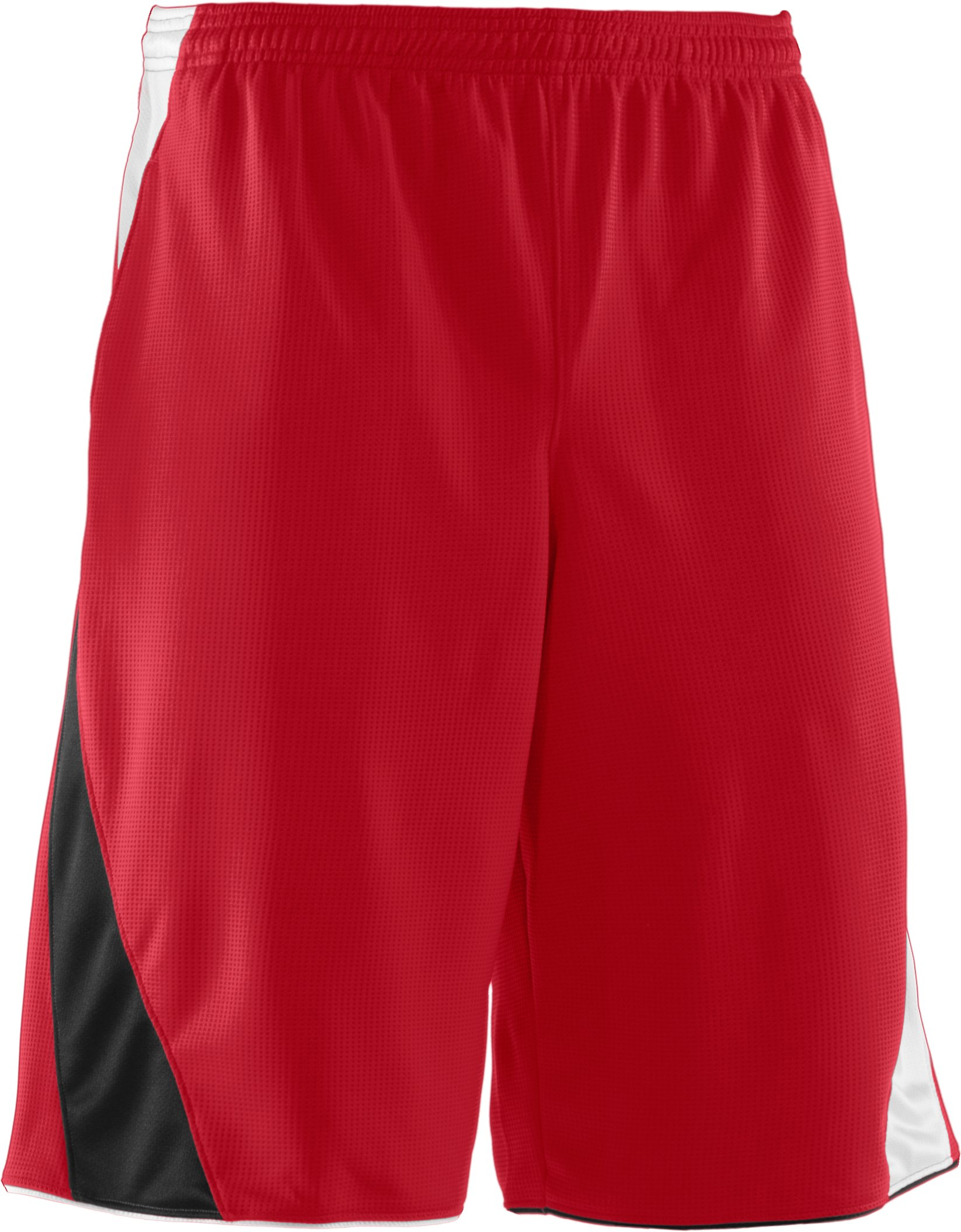 "Men's UA Bread Winner 12"" Basketball Shorts, Red"