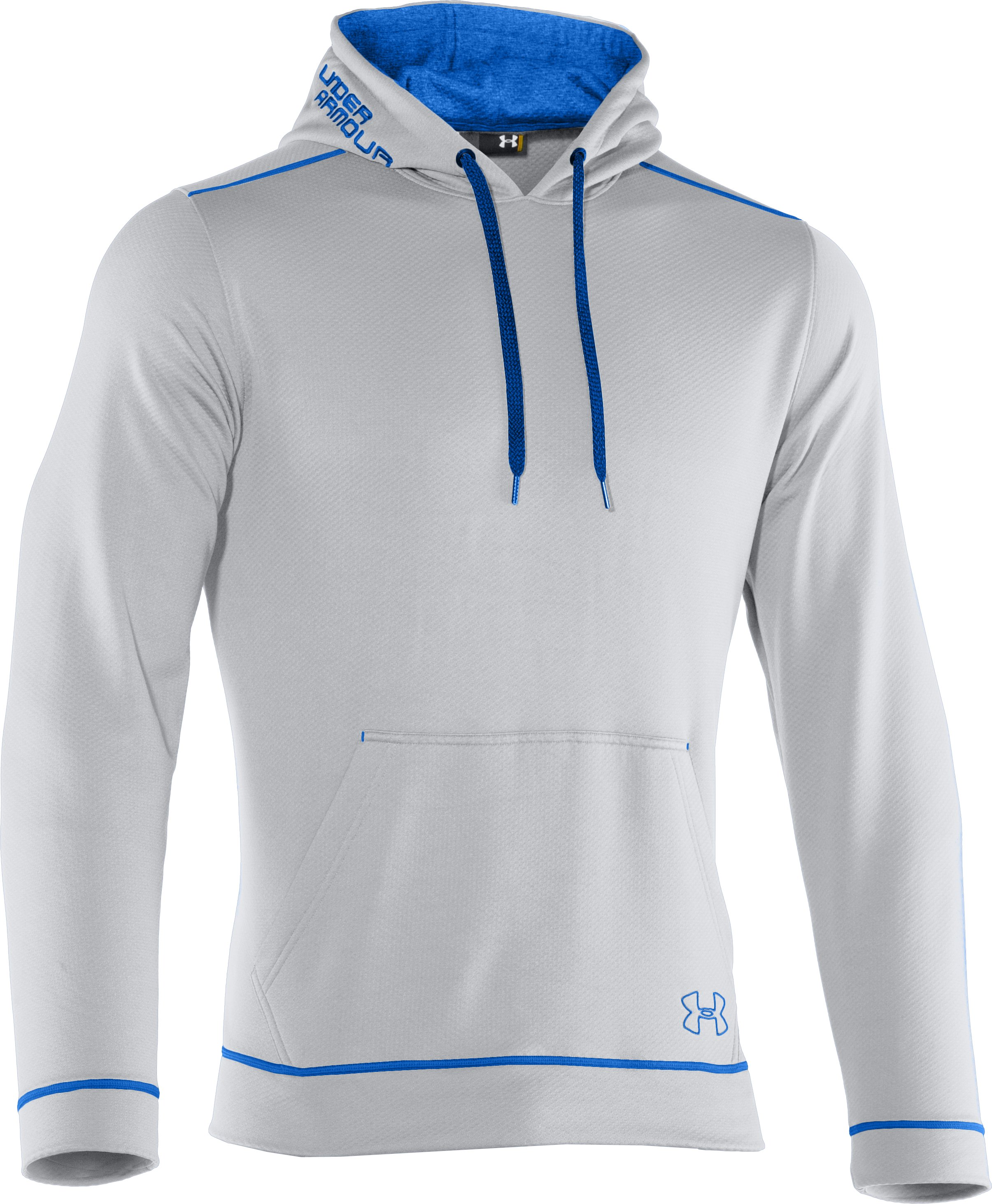 Men's UA Tech™ Fleece Pullover Hoodie, Elemental